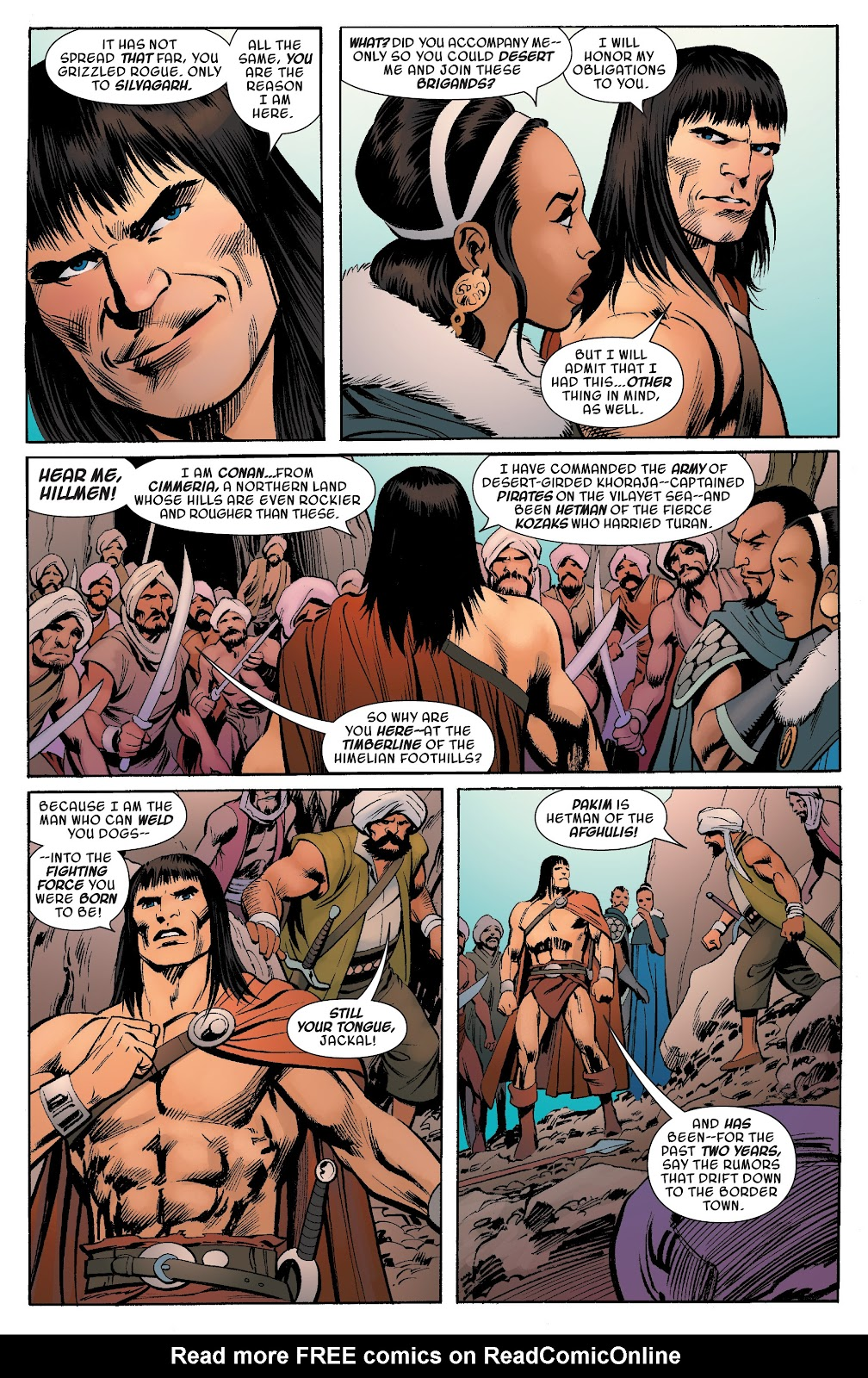 Read online Savage Sword of Conan comic -  Issue #10 - 17