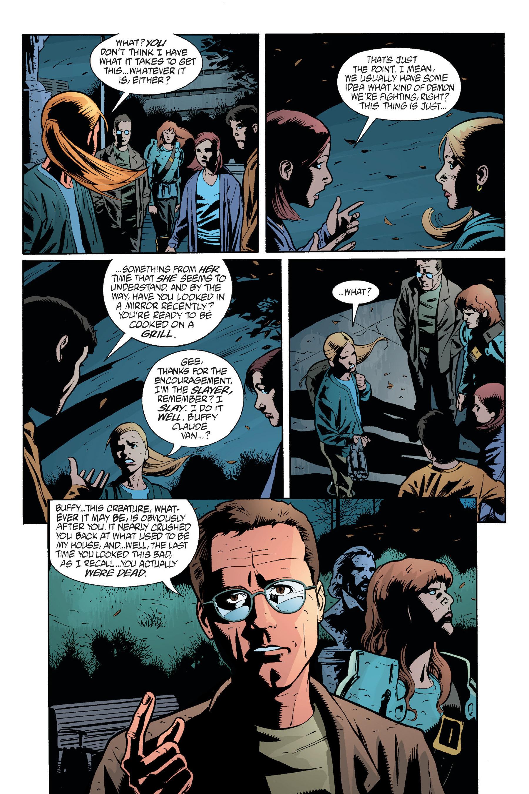 Read online Buffy the Vampire Slayer: Omnibus comic -  Issue # TPB 5 - 265