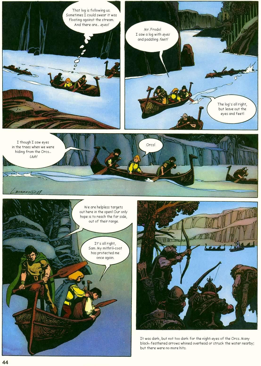 El Señor de los Anillos issue 2 - Page 40