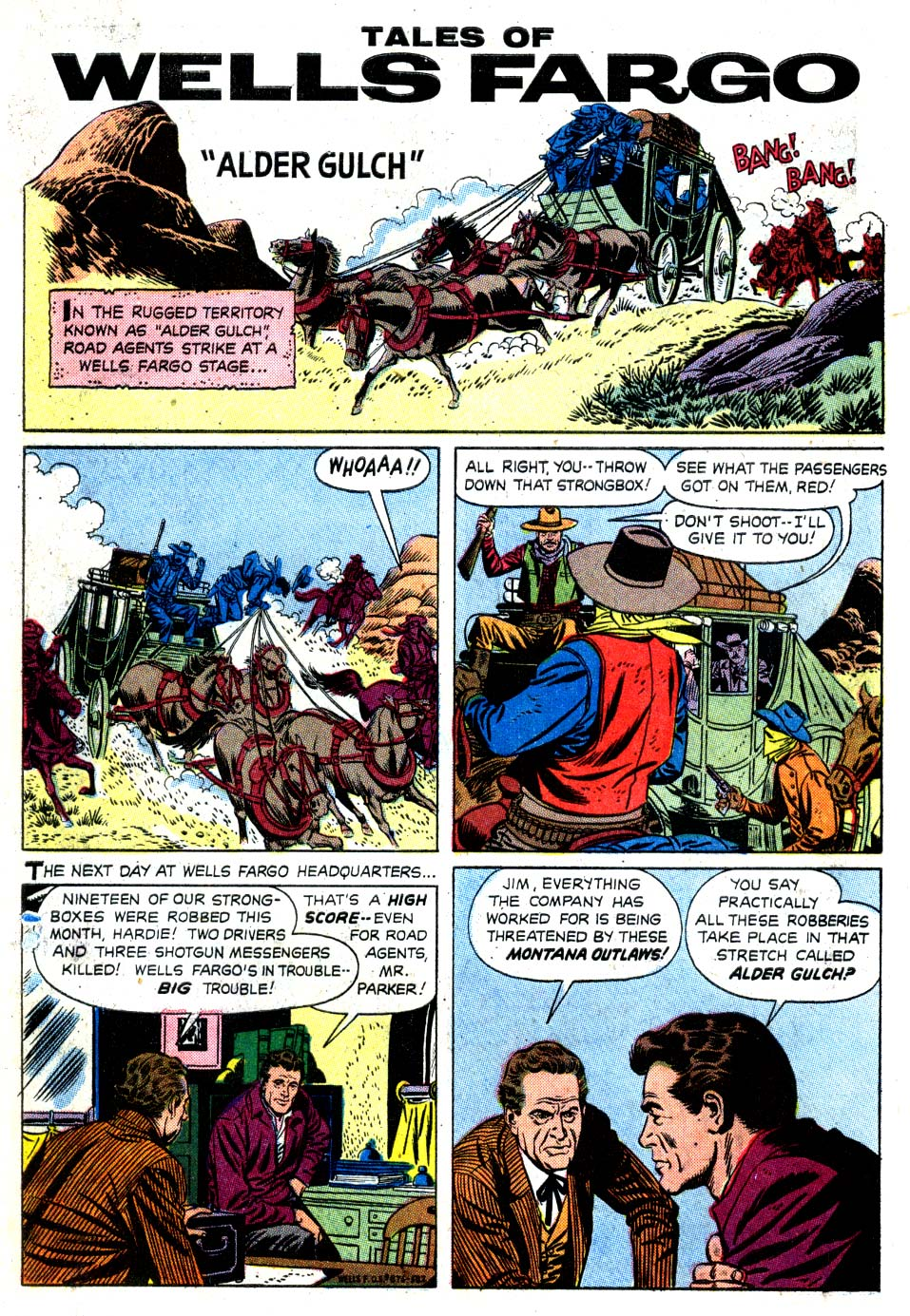 Four Color Comics issue 876 - Page 3