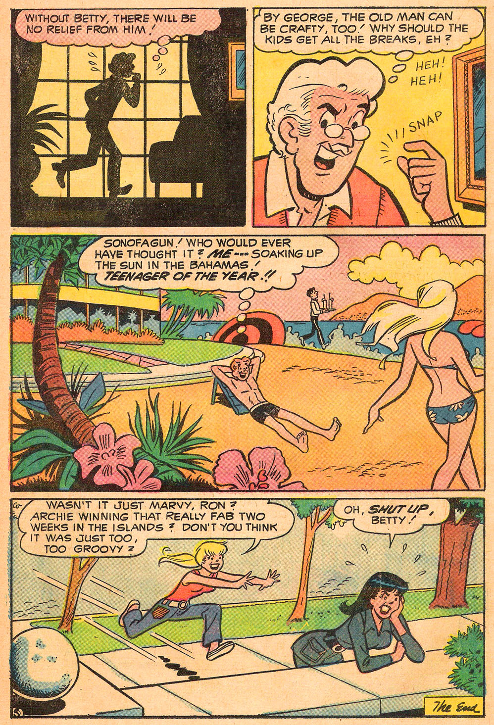 Read online Archie's Girls Betty and Veronica comic -  Issue #191 - 18