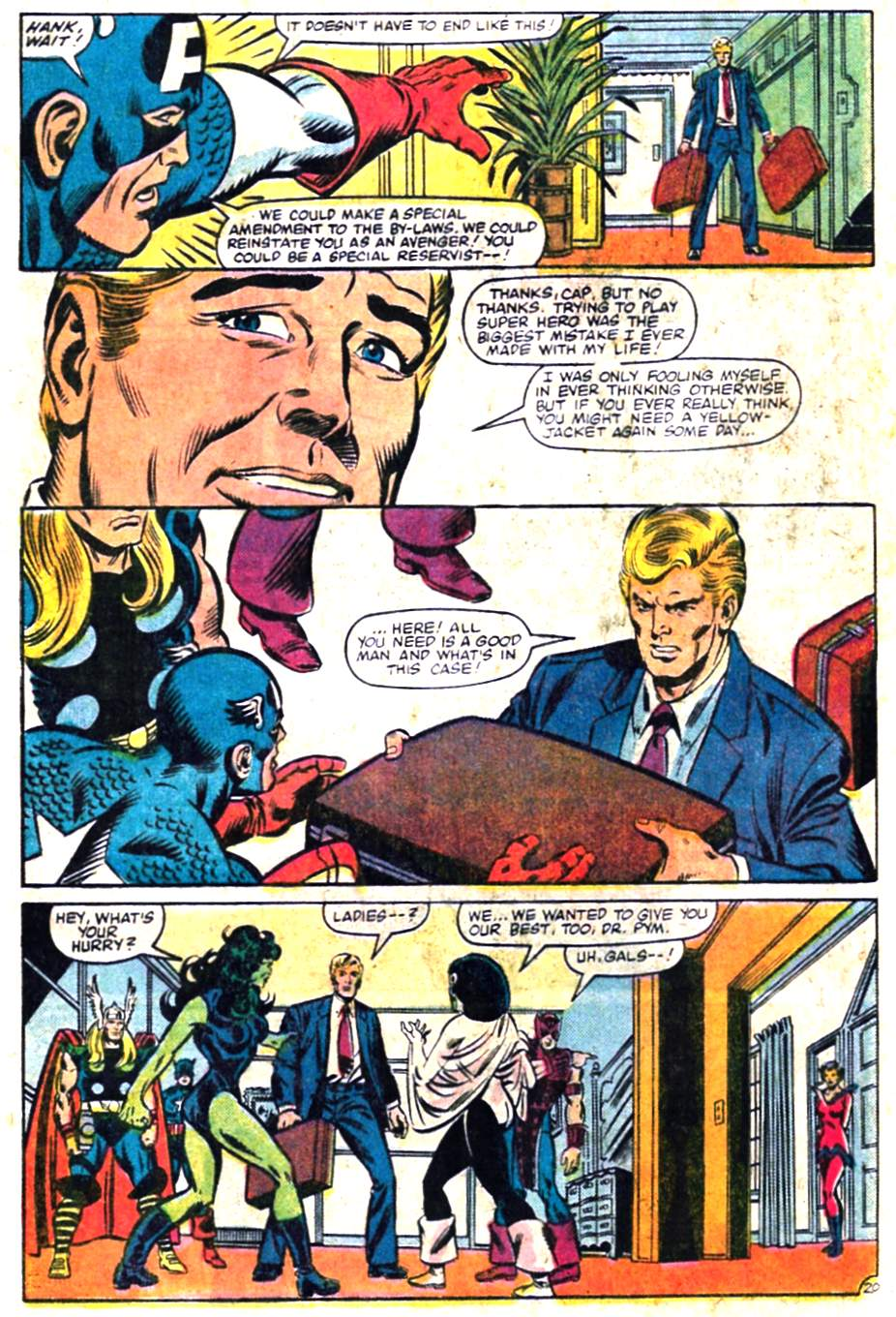 The Avengers (1963) 230 Page 20
