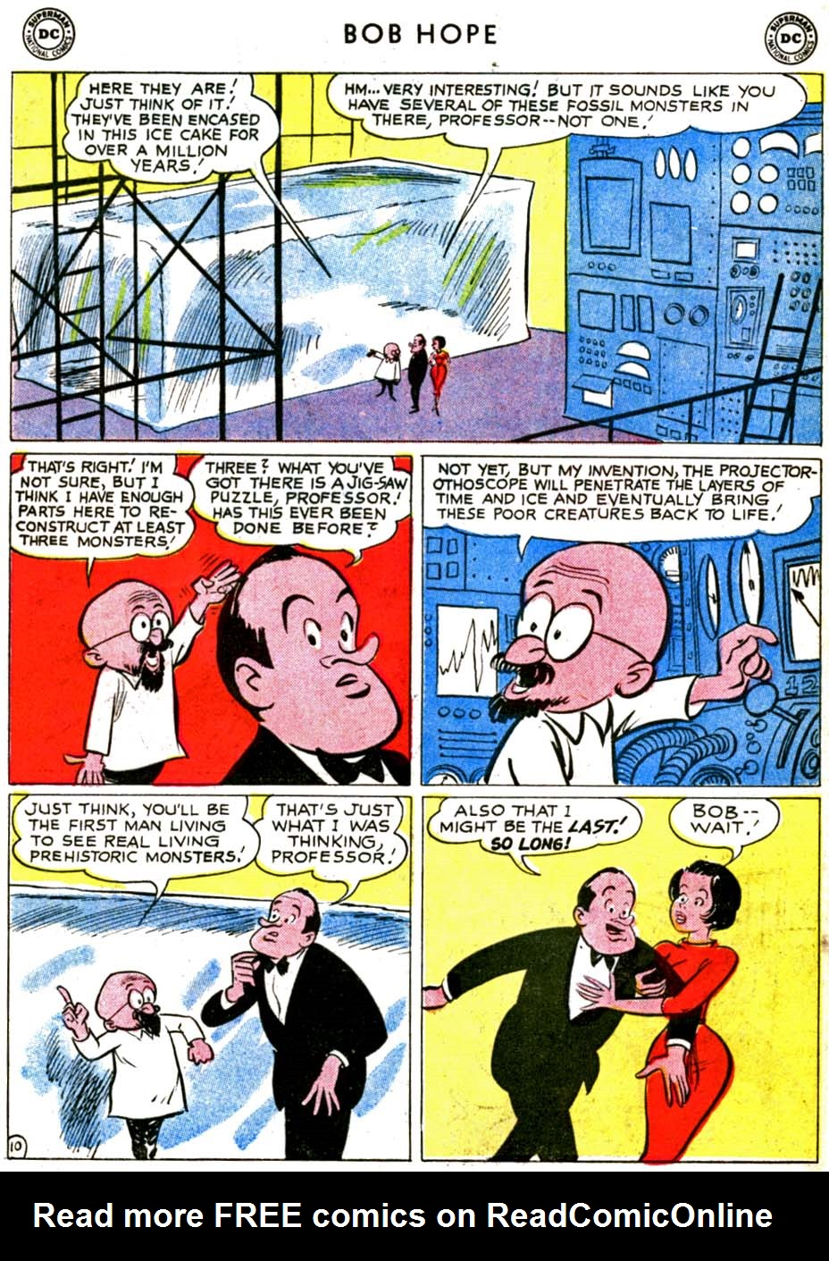 The Adventures of Bob Hope issue 69 - Page 14