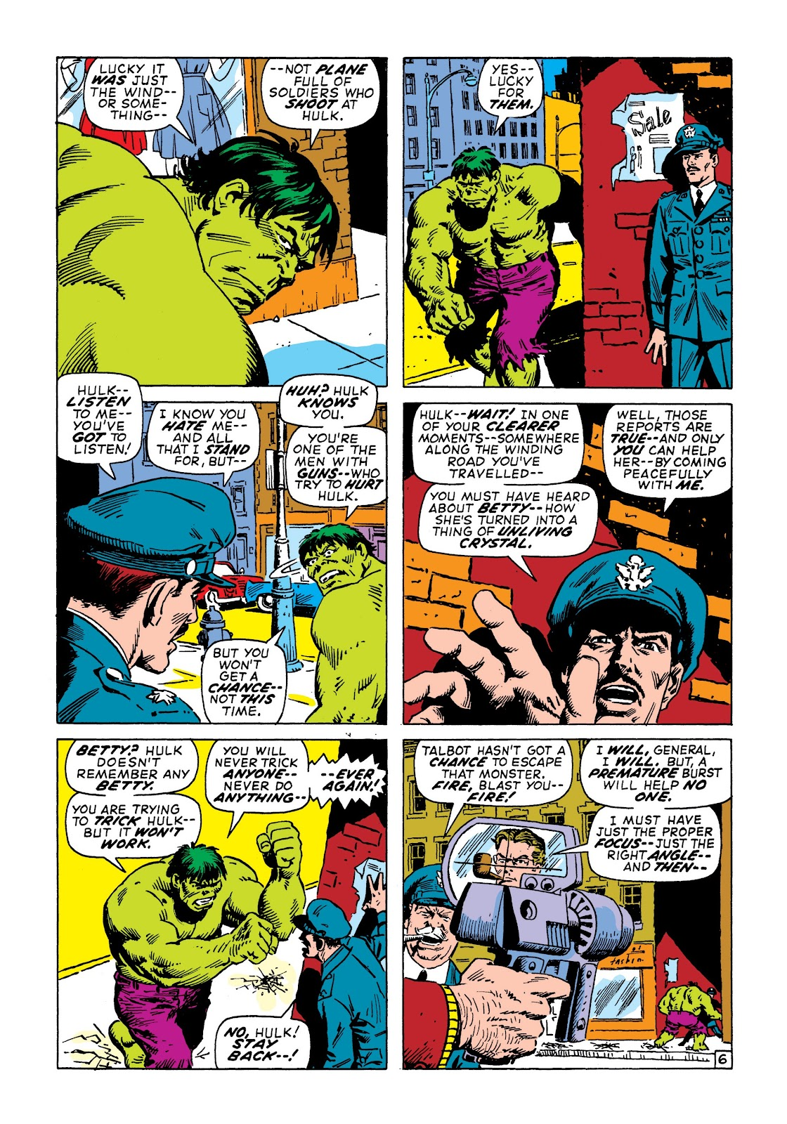 Read online Marvel Masterworks: The Incredible Hulk comic -  Issue # TPB 7 (Part 2) - 53