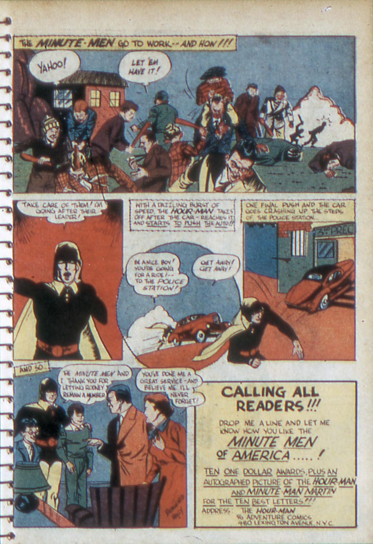 Read online Adventure Comics (1938) comic -  Issue #54 - 12