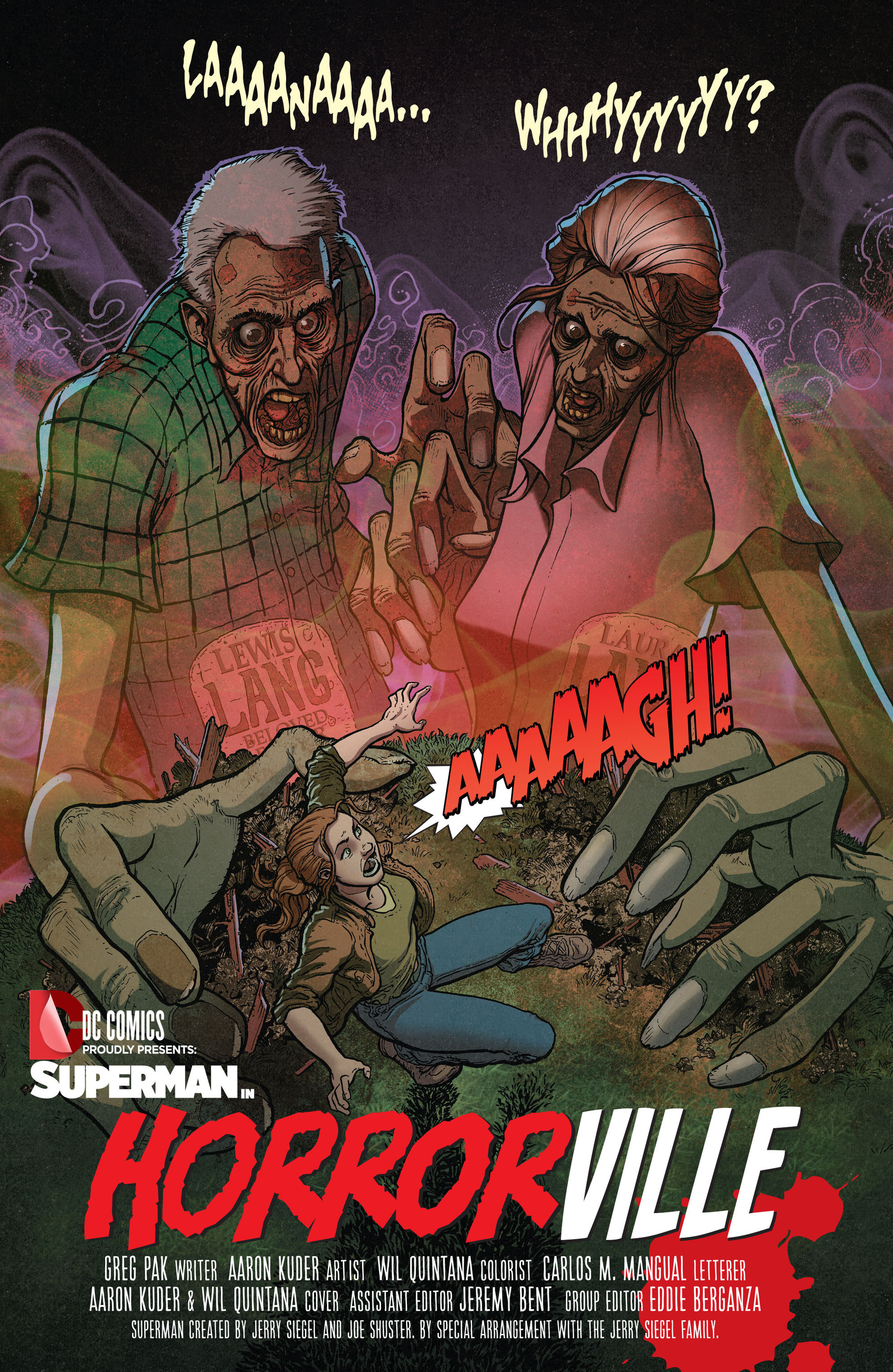 Read online Action Comics (2011) comic -  Issue #36 - 3