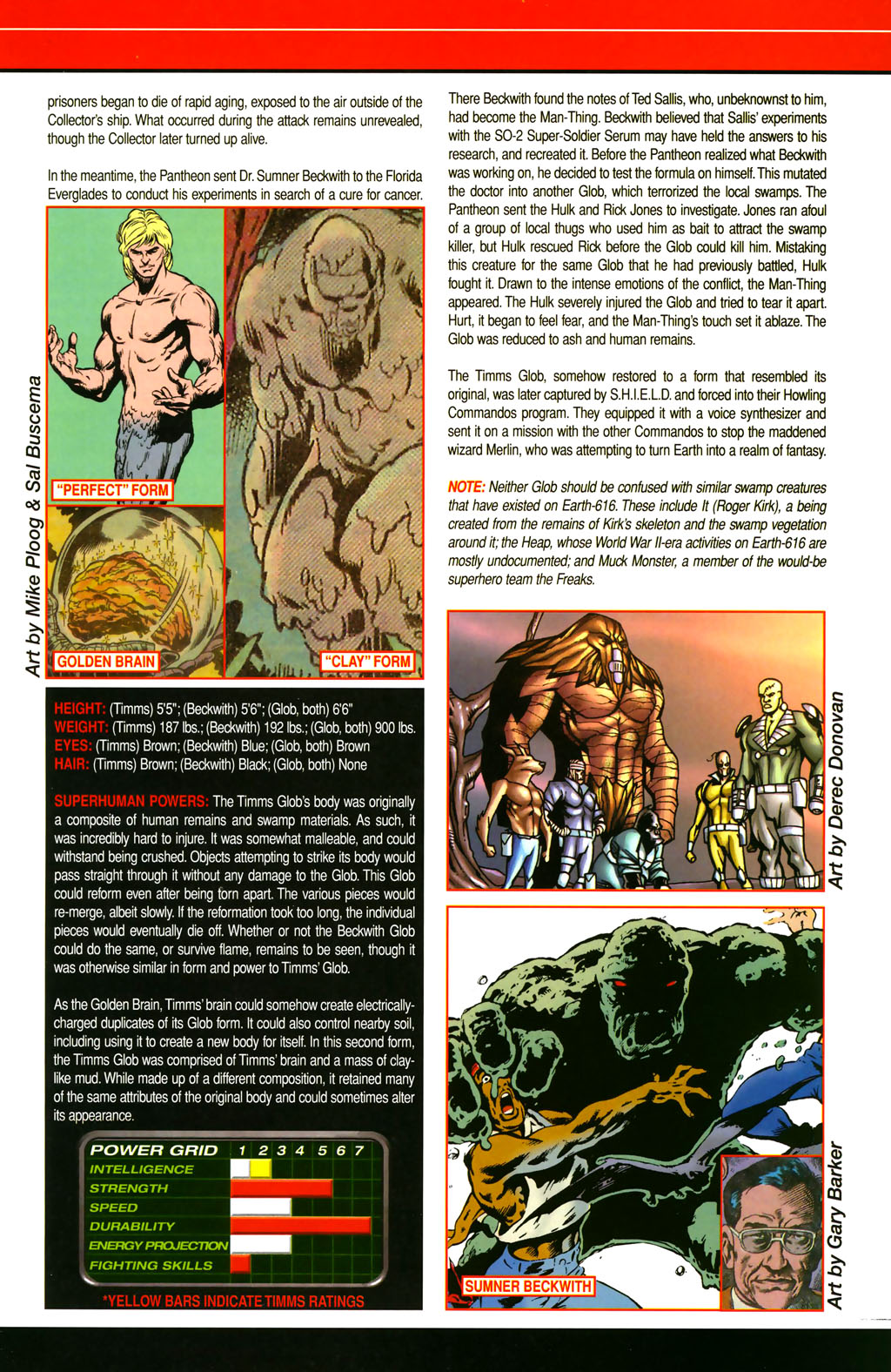 Read online All-New Official Handbook of the Marvel Universe A to Z comic -  Issue #4 - 61