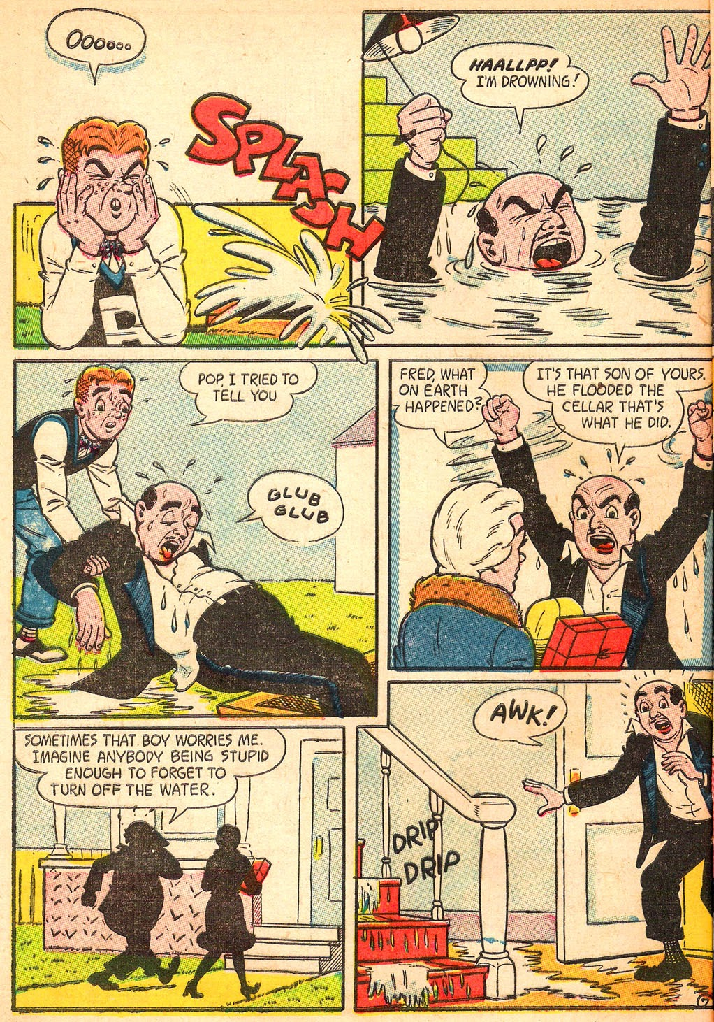 Archie Comics issue 027 - Page 48