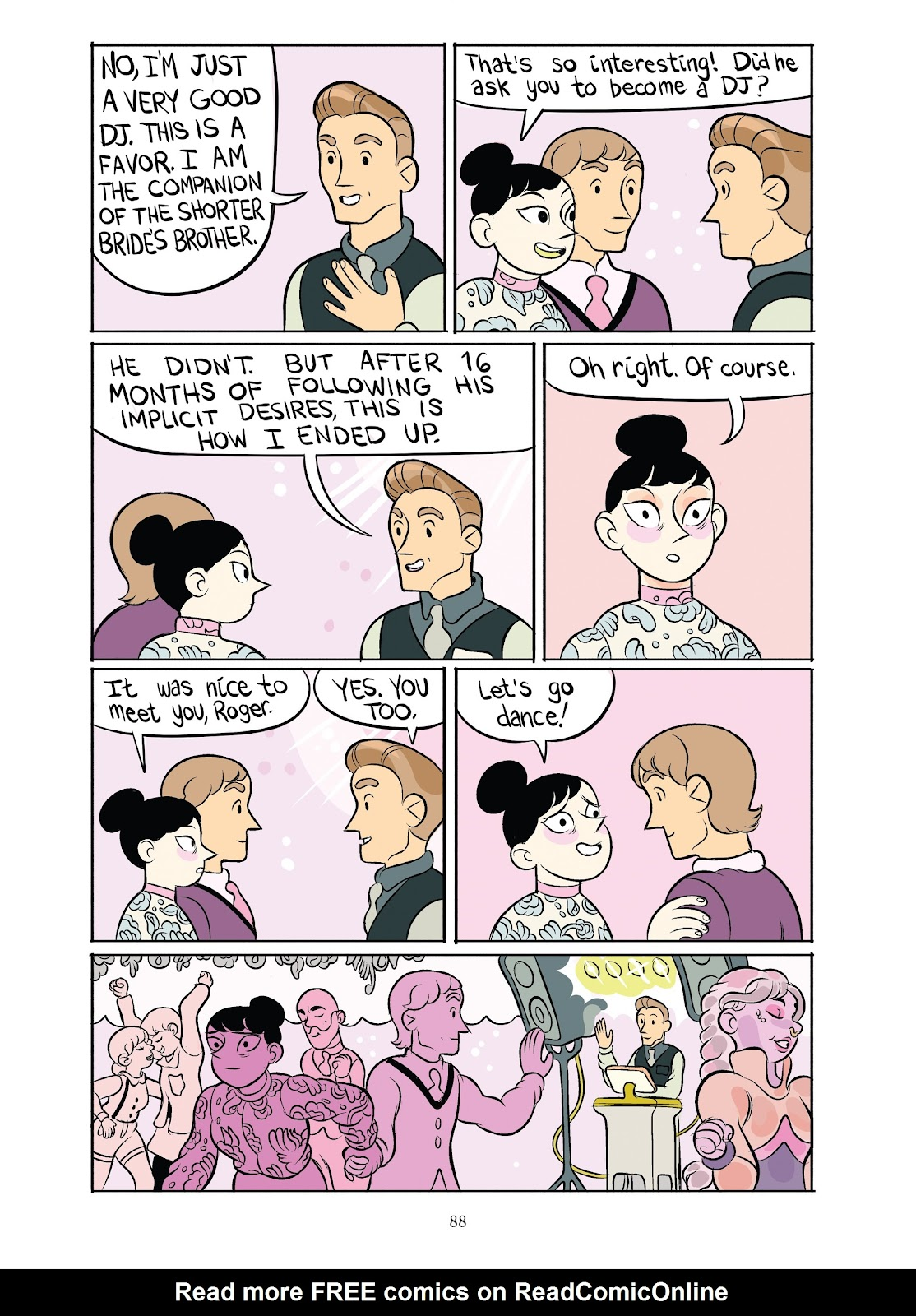 Read online Girl Town comic -  Issue # TPB (Part 1) - 88