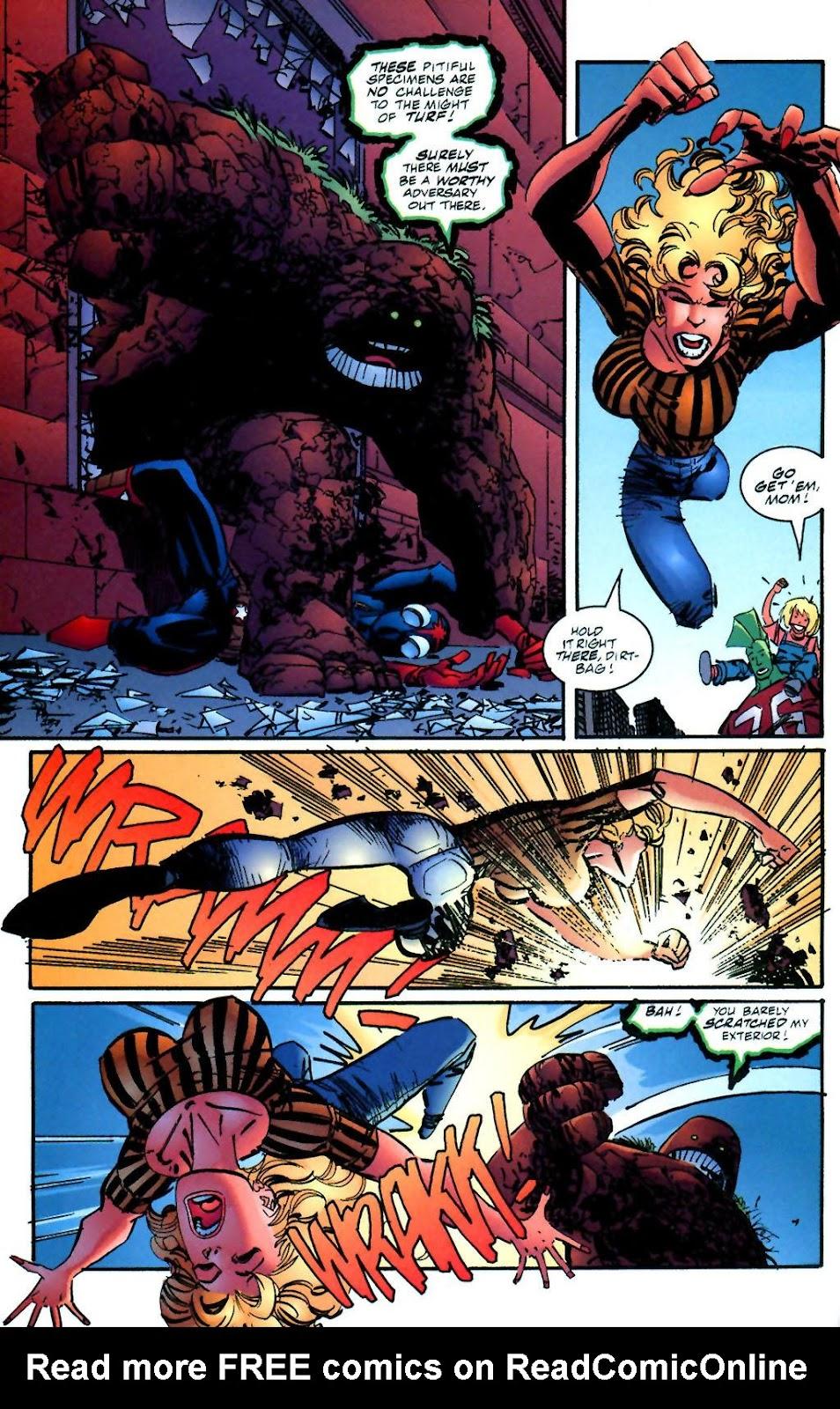 The Savage Dragon (1993) Issue #59 #62 - English 20