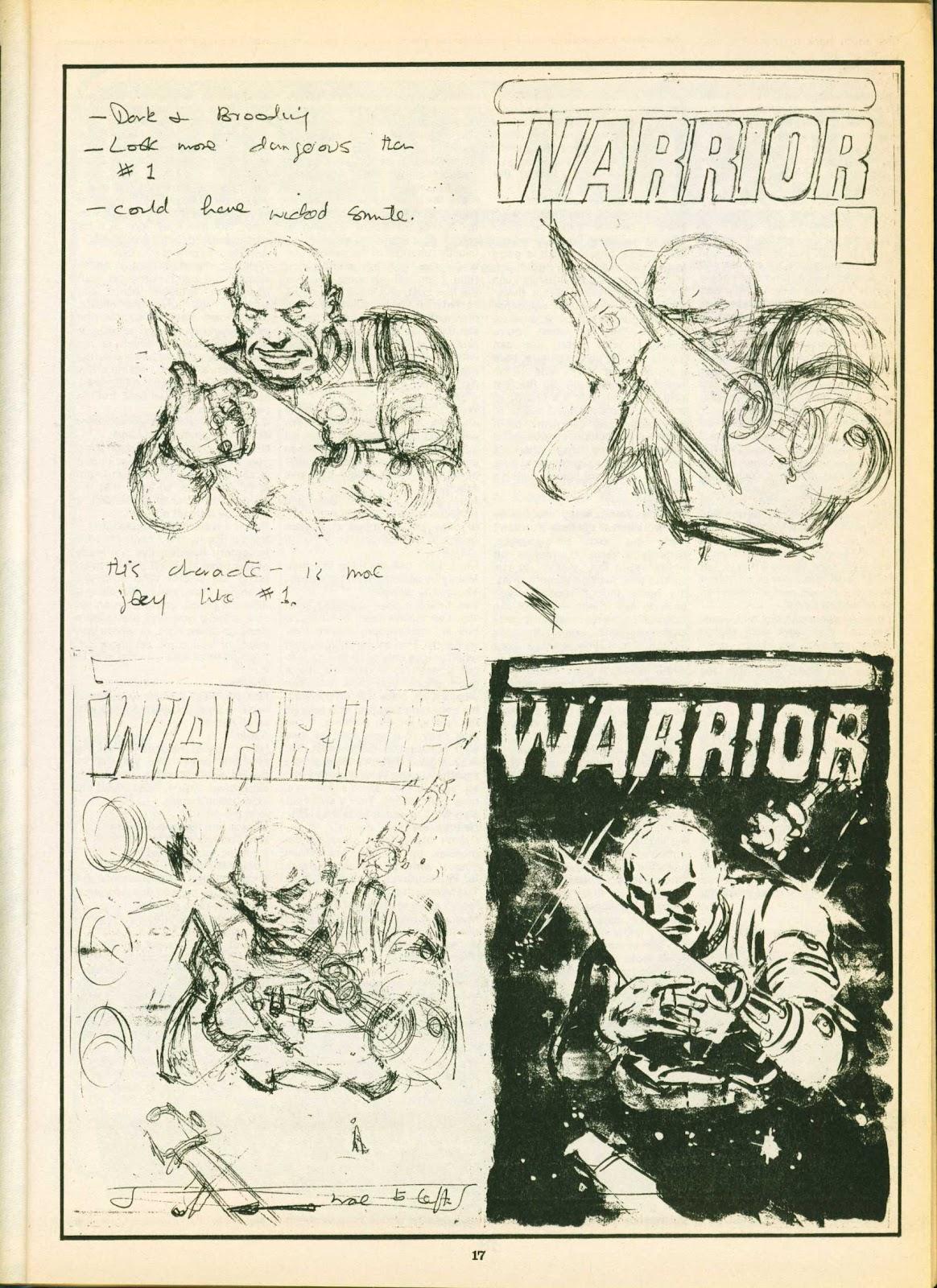 Warrior Issue #19 #20 - English 17