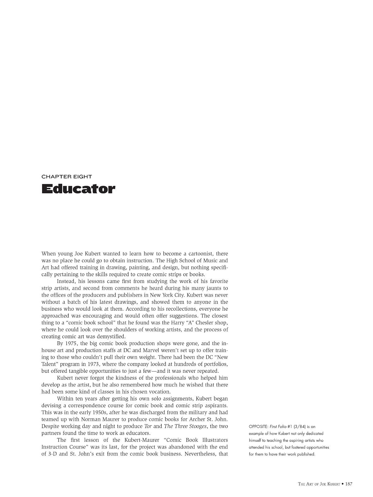 Read online The Art of Joe Kubert comic -  Issue # TPB (Part 2) - 87