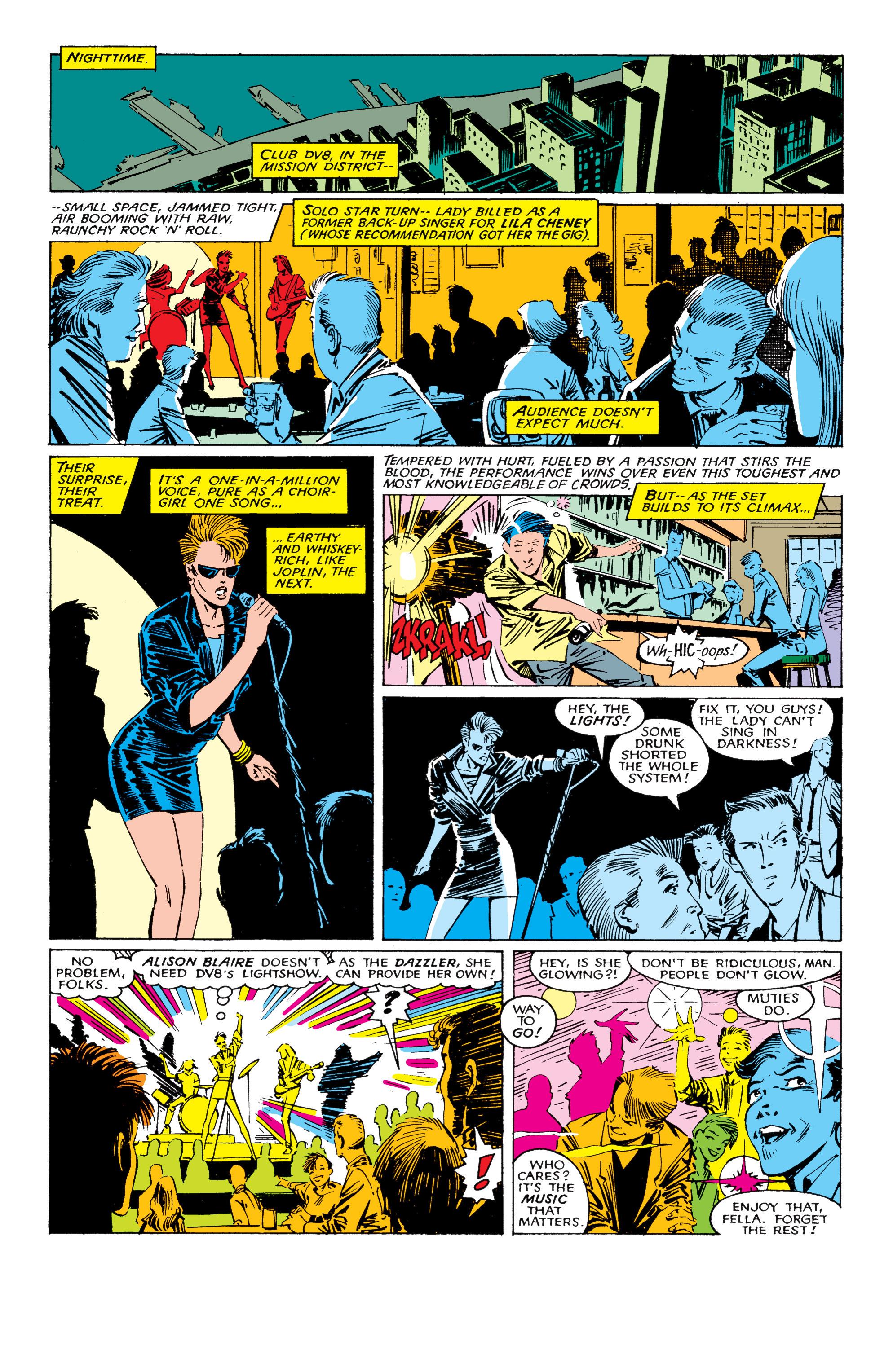 Read online Uncanny X-Men (1963) comic -  Issue #224 - 9