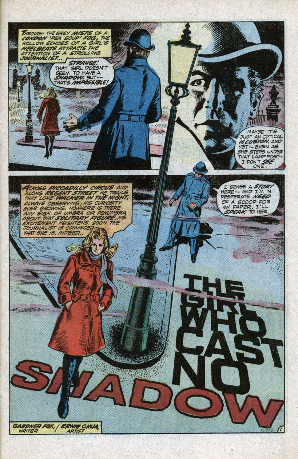Chamber of Chills (1972) issue 3 - Page 23