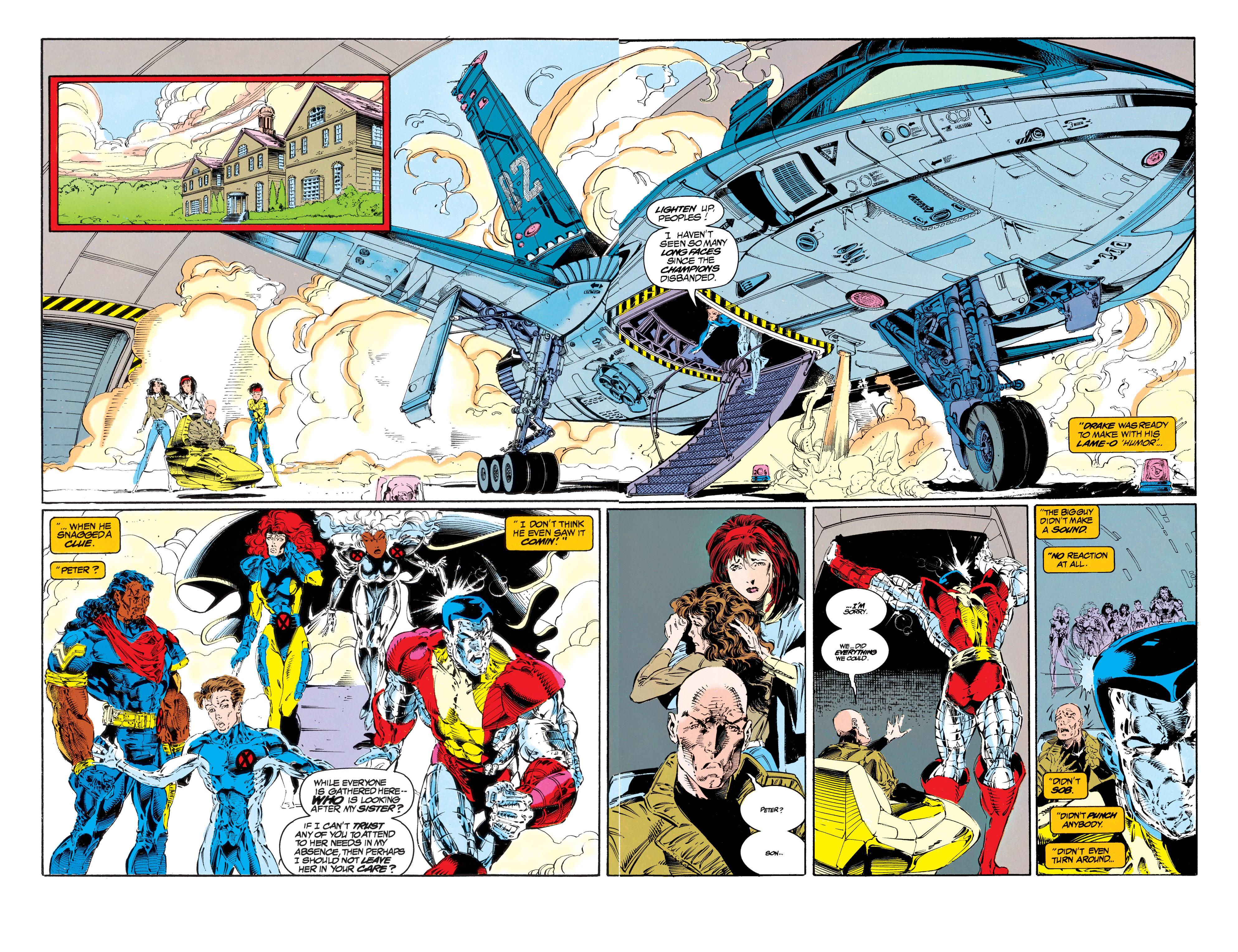 Read online Uncanny X-Men (1963) comic -  Issue #303 - 20