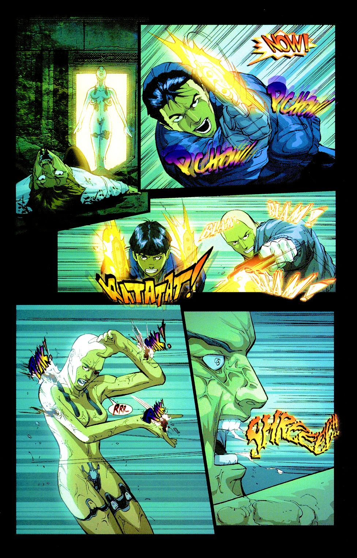 Darkminds (1998) Issue #8 #9 - English 22