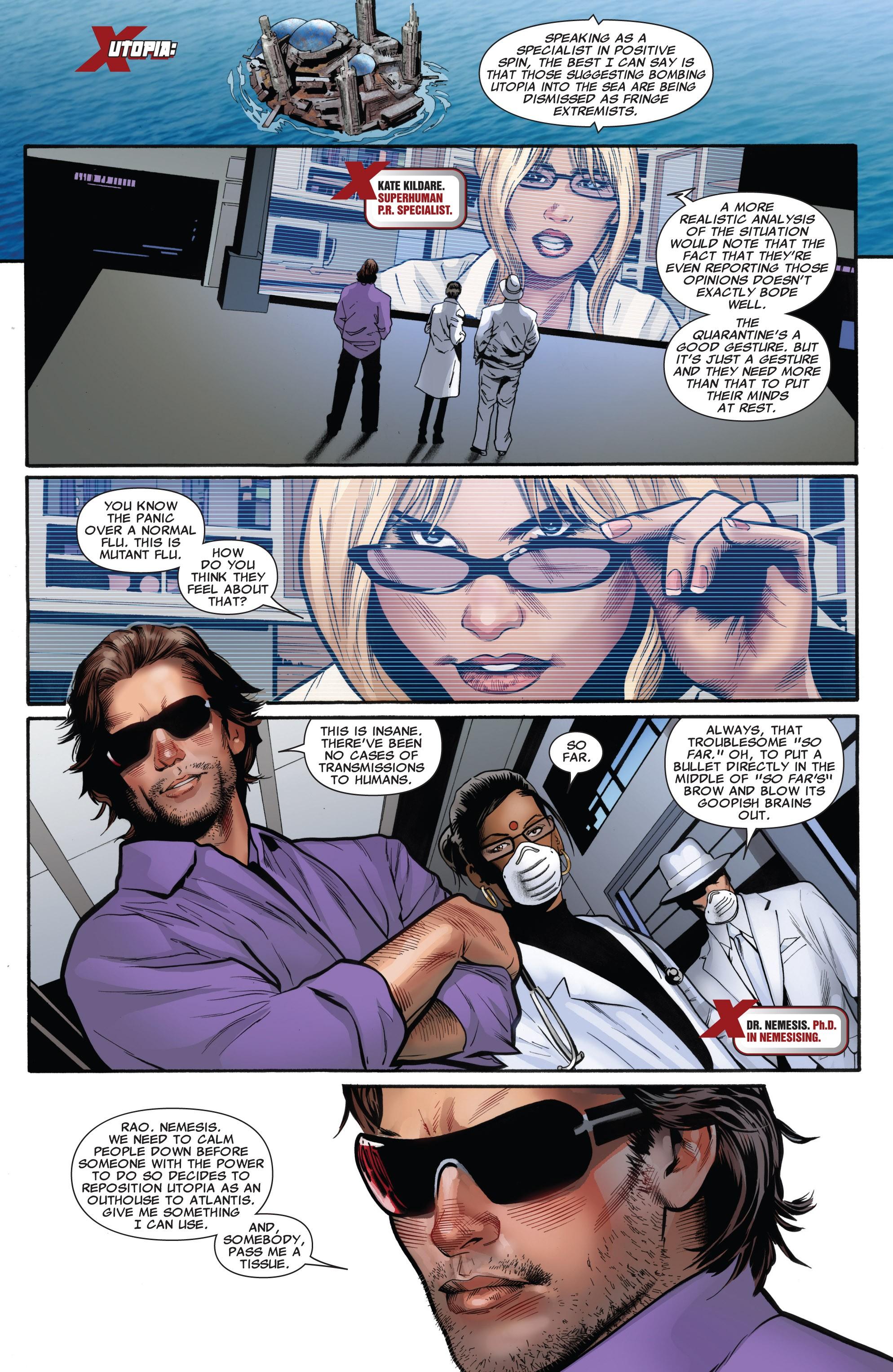 Read online Uncanny X-Men (1963) comic -  Issue #531 - 13