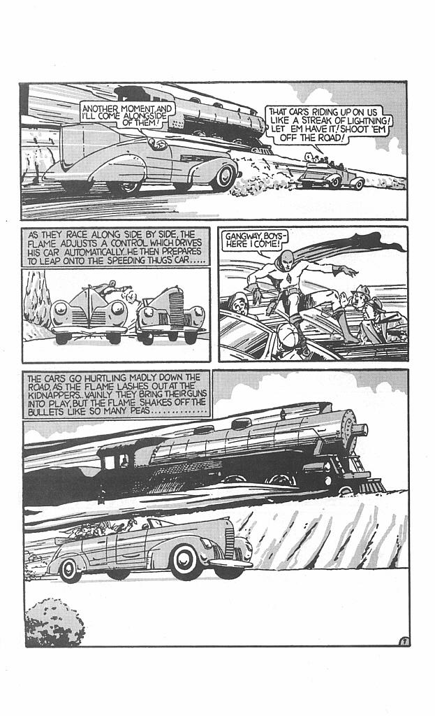 Read online Golden-Age Men of Mystery comic -  Issue #4 - 28