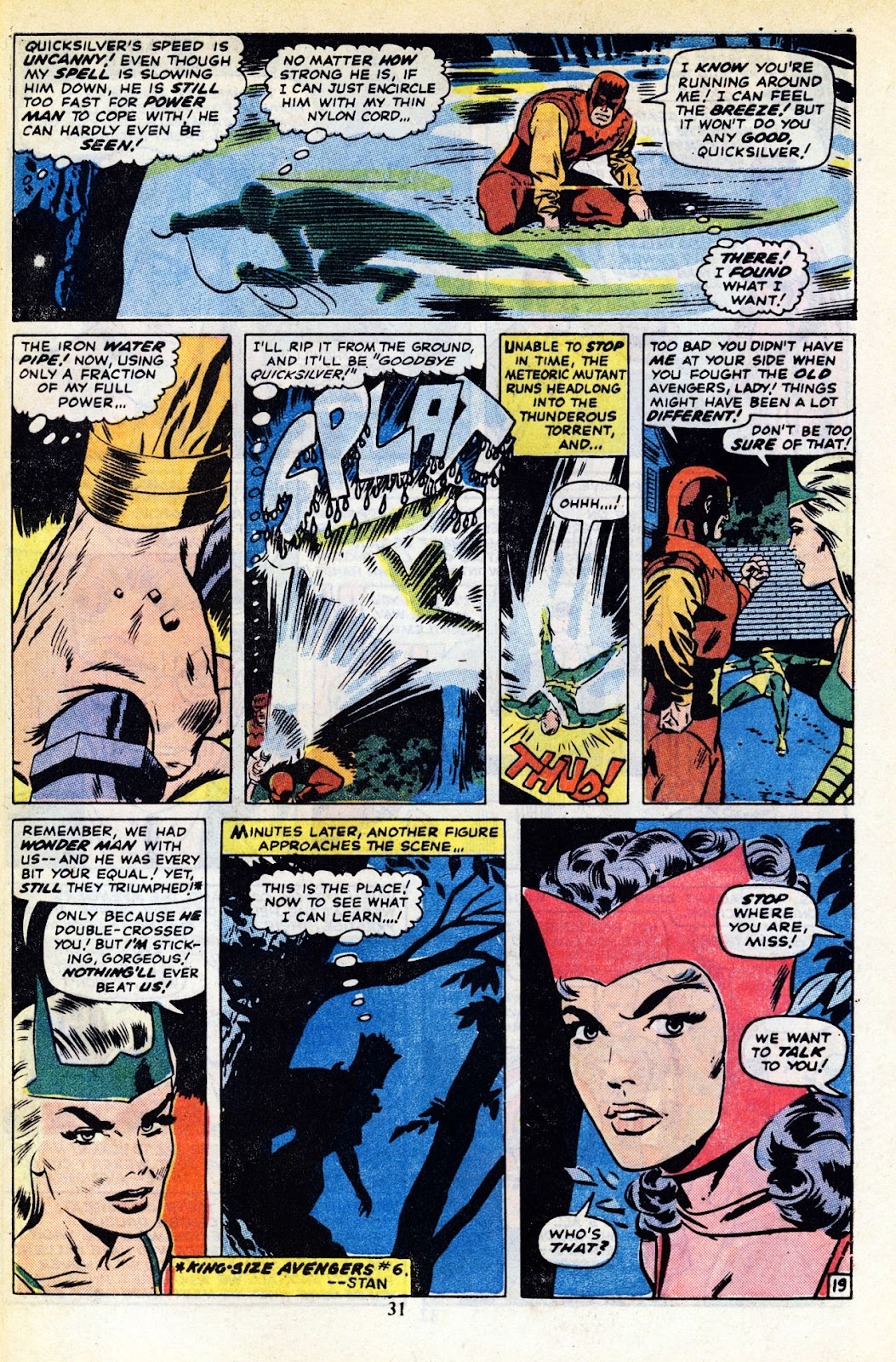 Marvel Triple Action (1972) issue 15 - Page 33