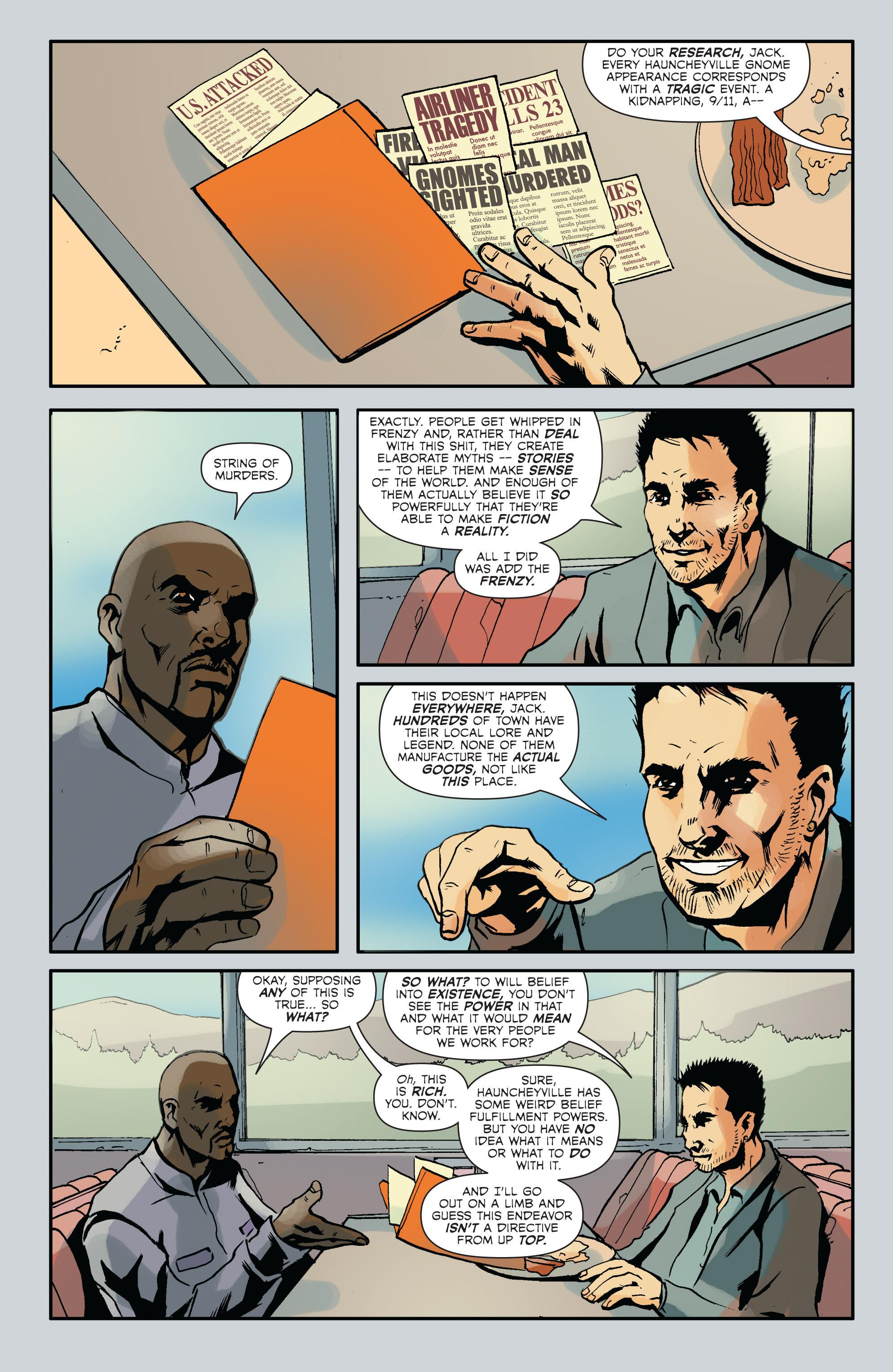 Read online Hoax Hunters (2012) comic -  Issue # TPB 2 - 59