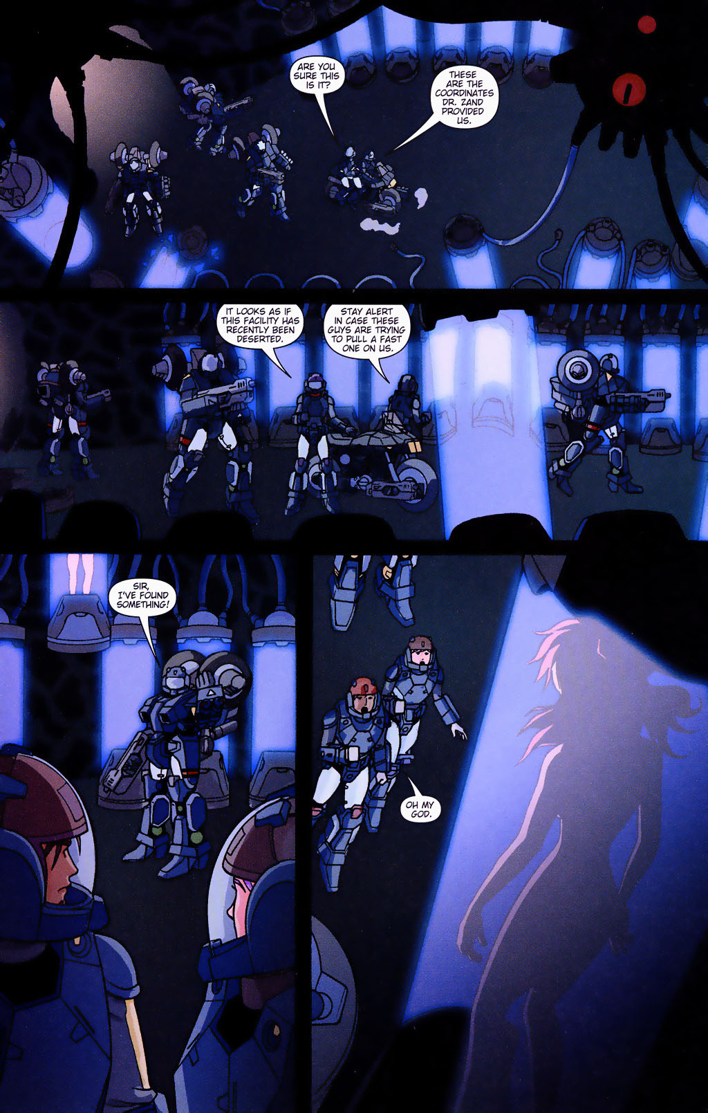 Read online Robotech: Prelude to the Shadow Chronicles comic -  Issue #4 - 14