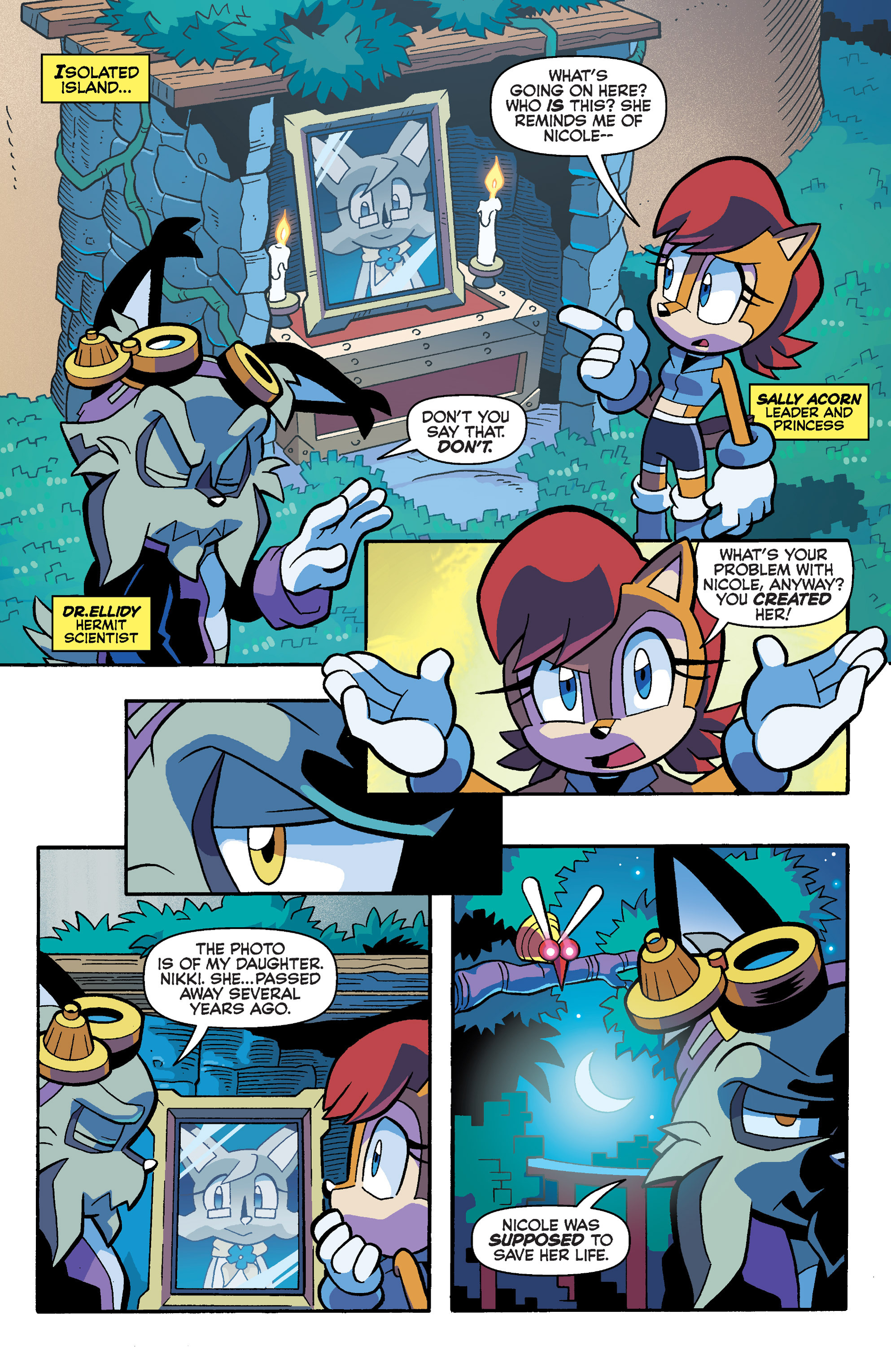 Read online Sonic Universe comic -  Issue #73 - 4