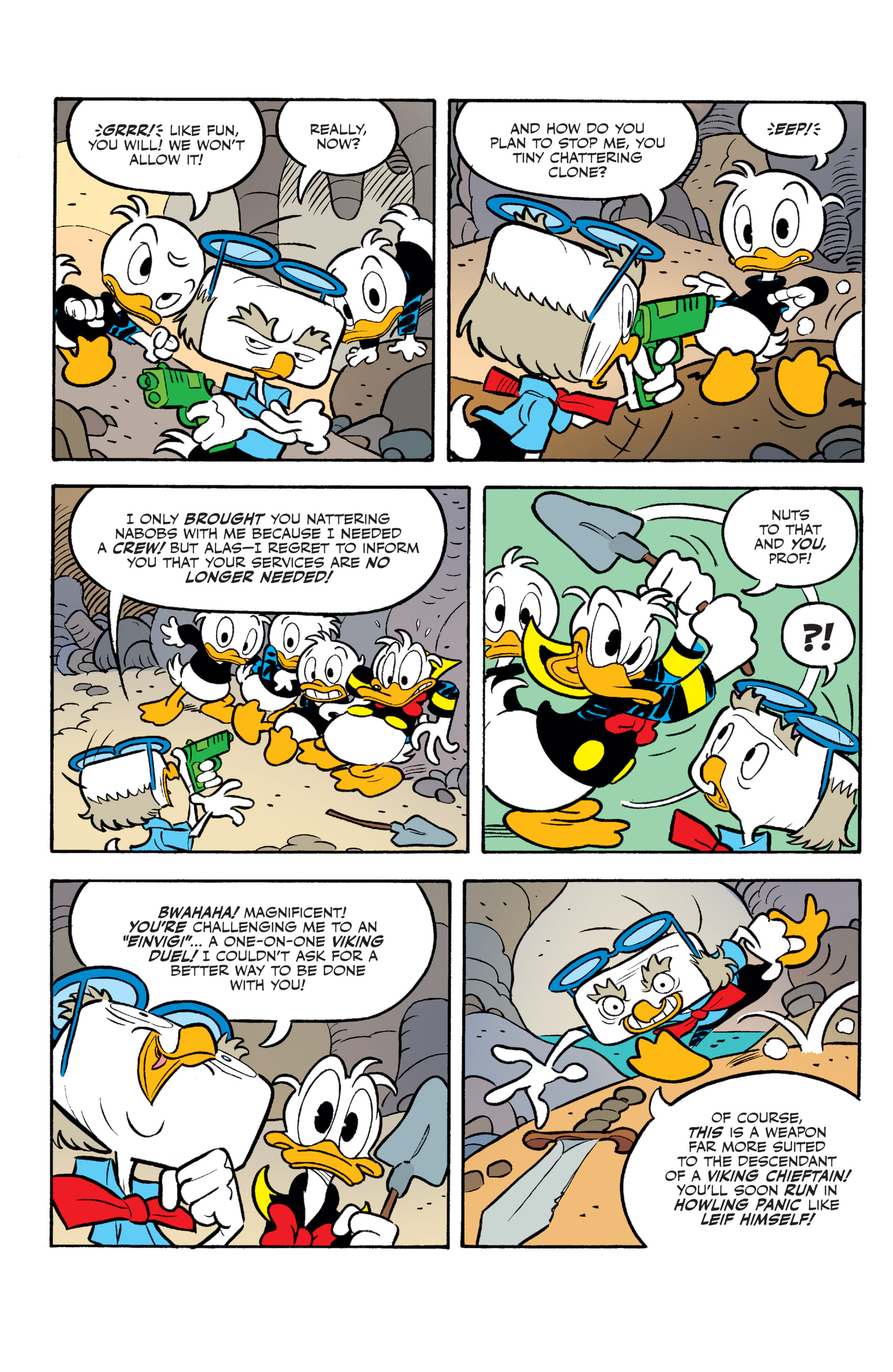 Read online Donald Duck (2015) comic -  Issue #21 - 15