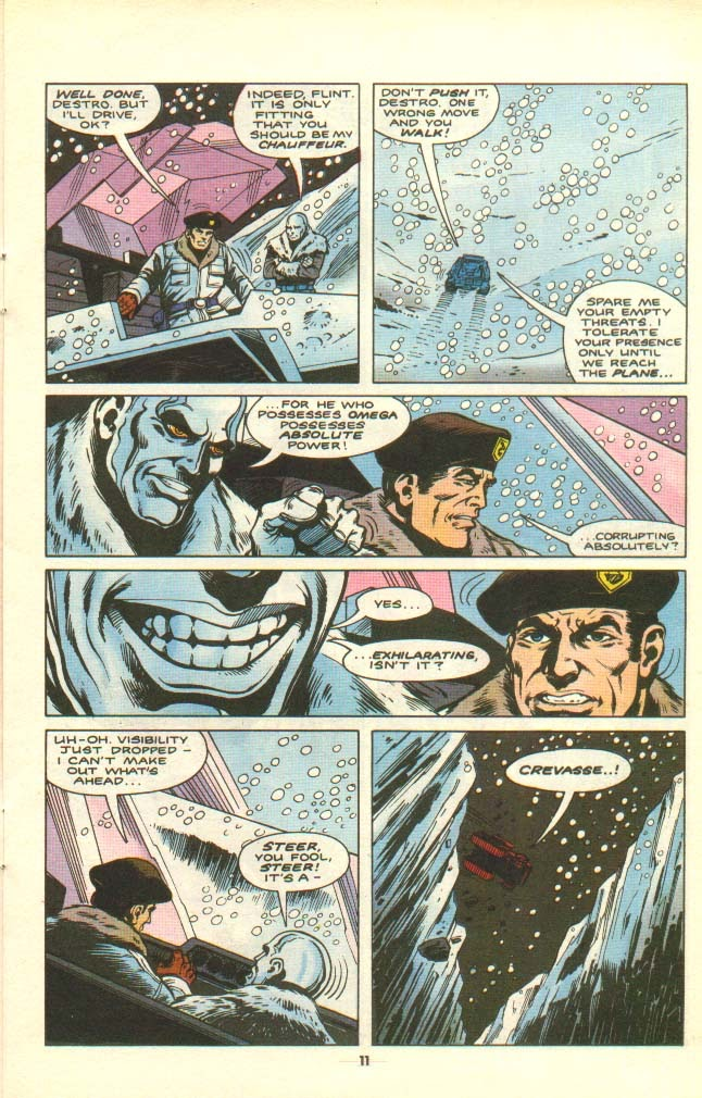 G.I. Joe European Missions issue 8 - Page 10