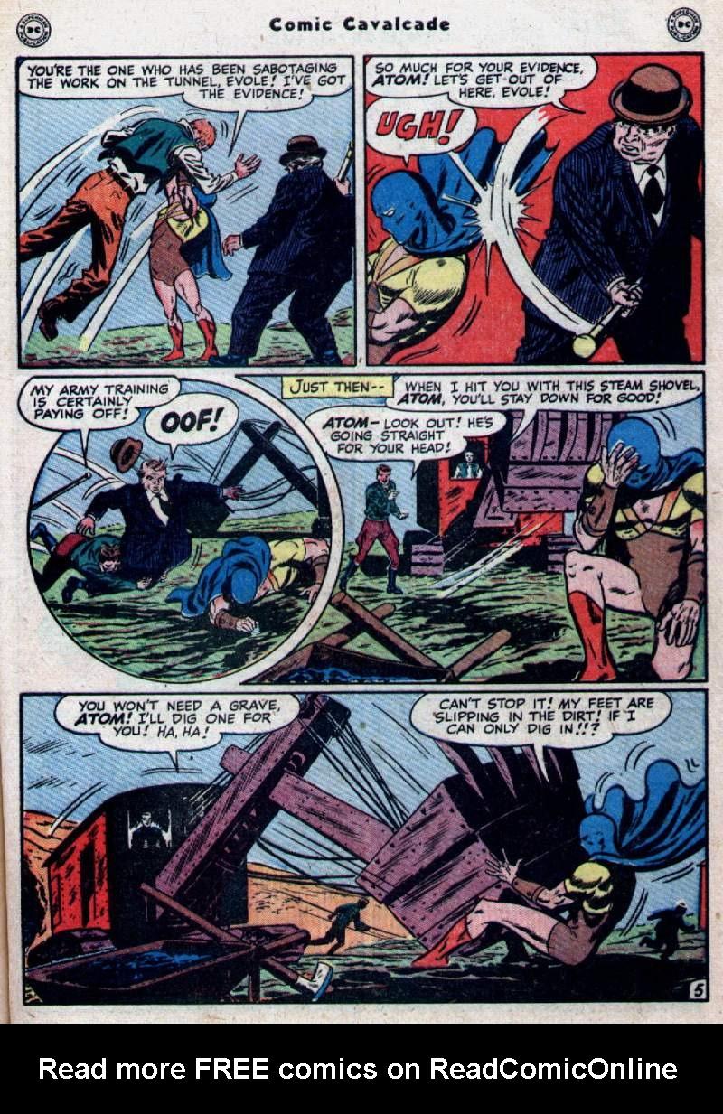 Comic Cavalcade issue 28 - Page 55