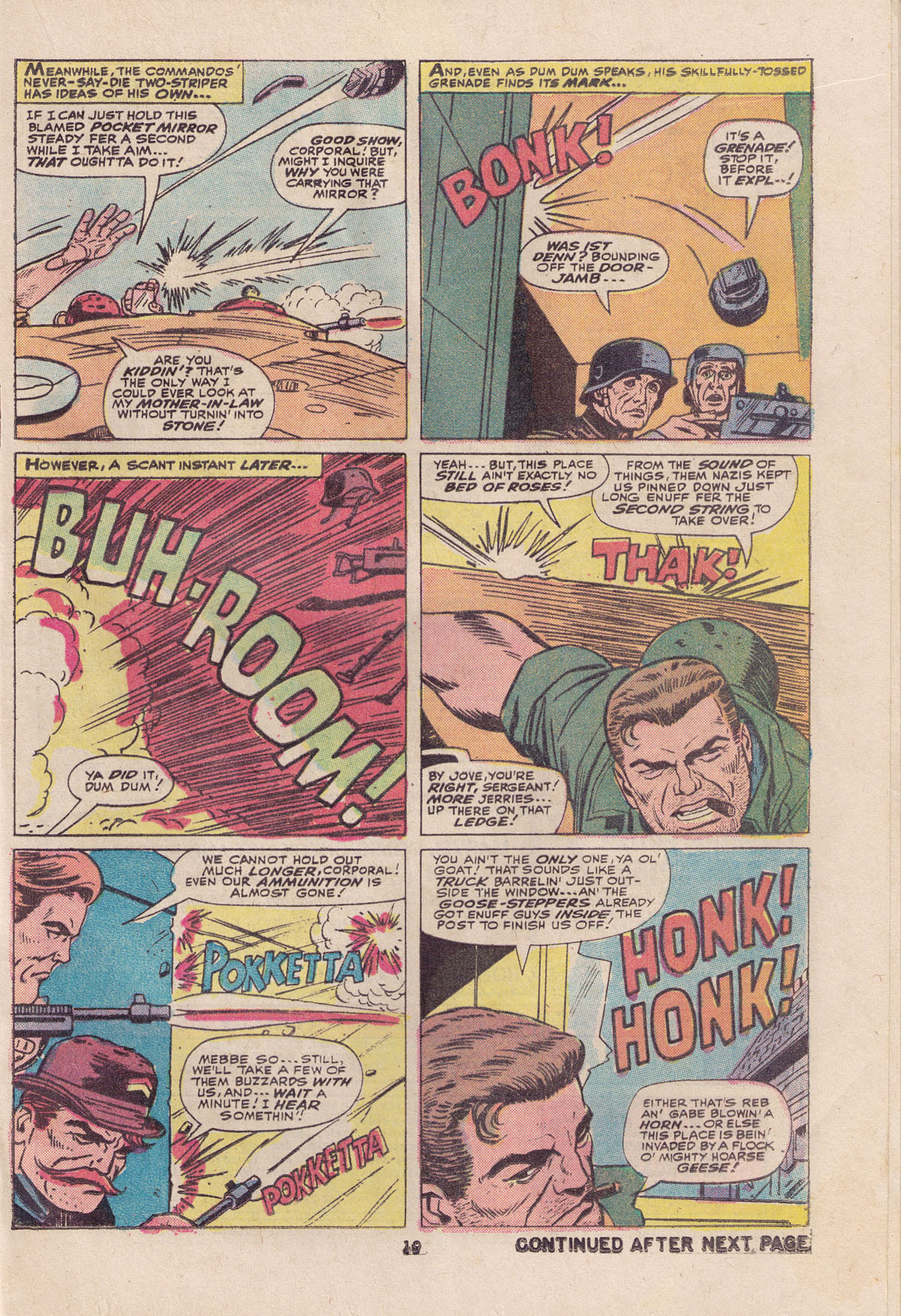 Read online Sgt. Fury comic -  Issue #113 - 21