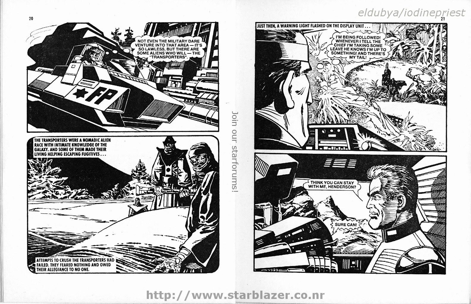 Starblazer issue 215 - Page 12