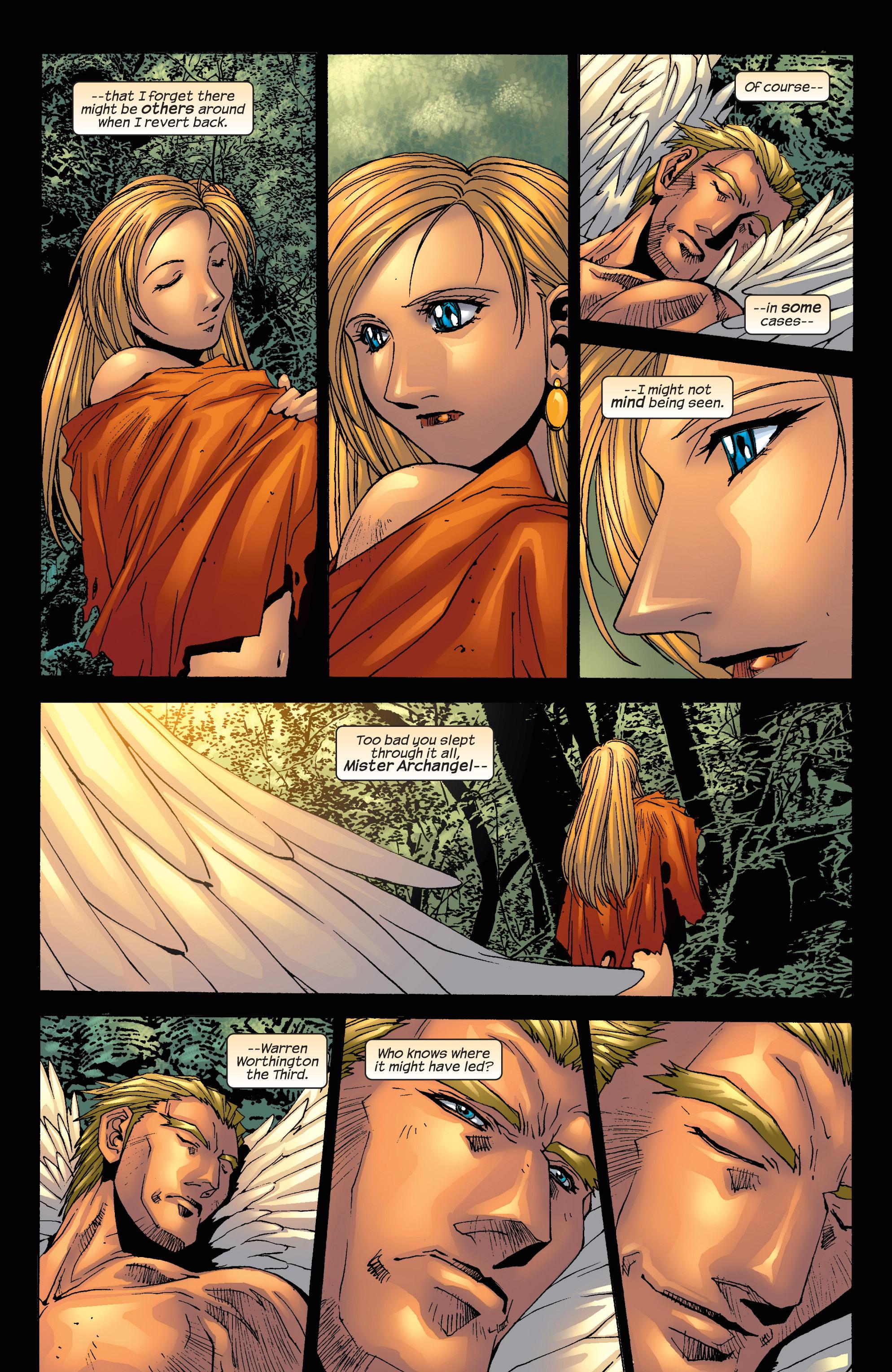 Read online Uncanny X-Men (1963) comic -  Issue #419 - 11