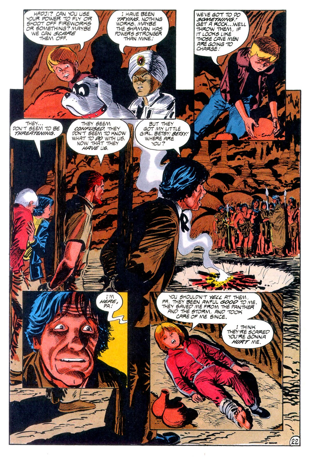 Jonny Quest (1986) issue 12 - Page 25