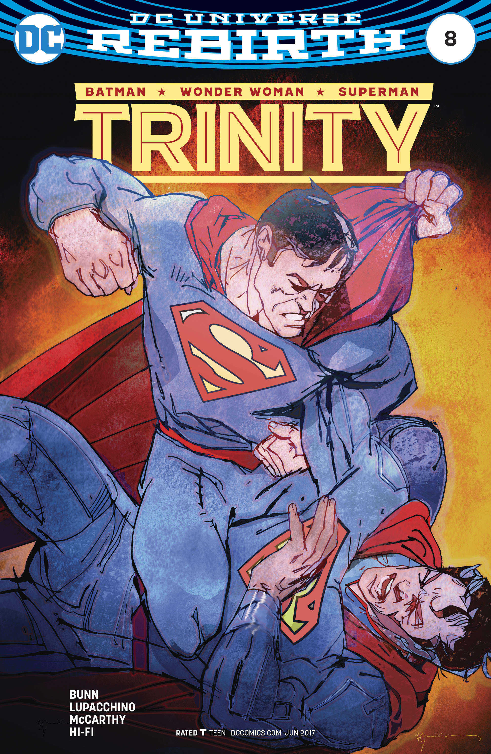 Read online Trinity (2016) comic -  Issue #8 - 3