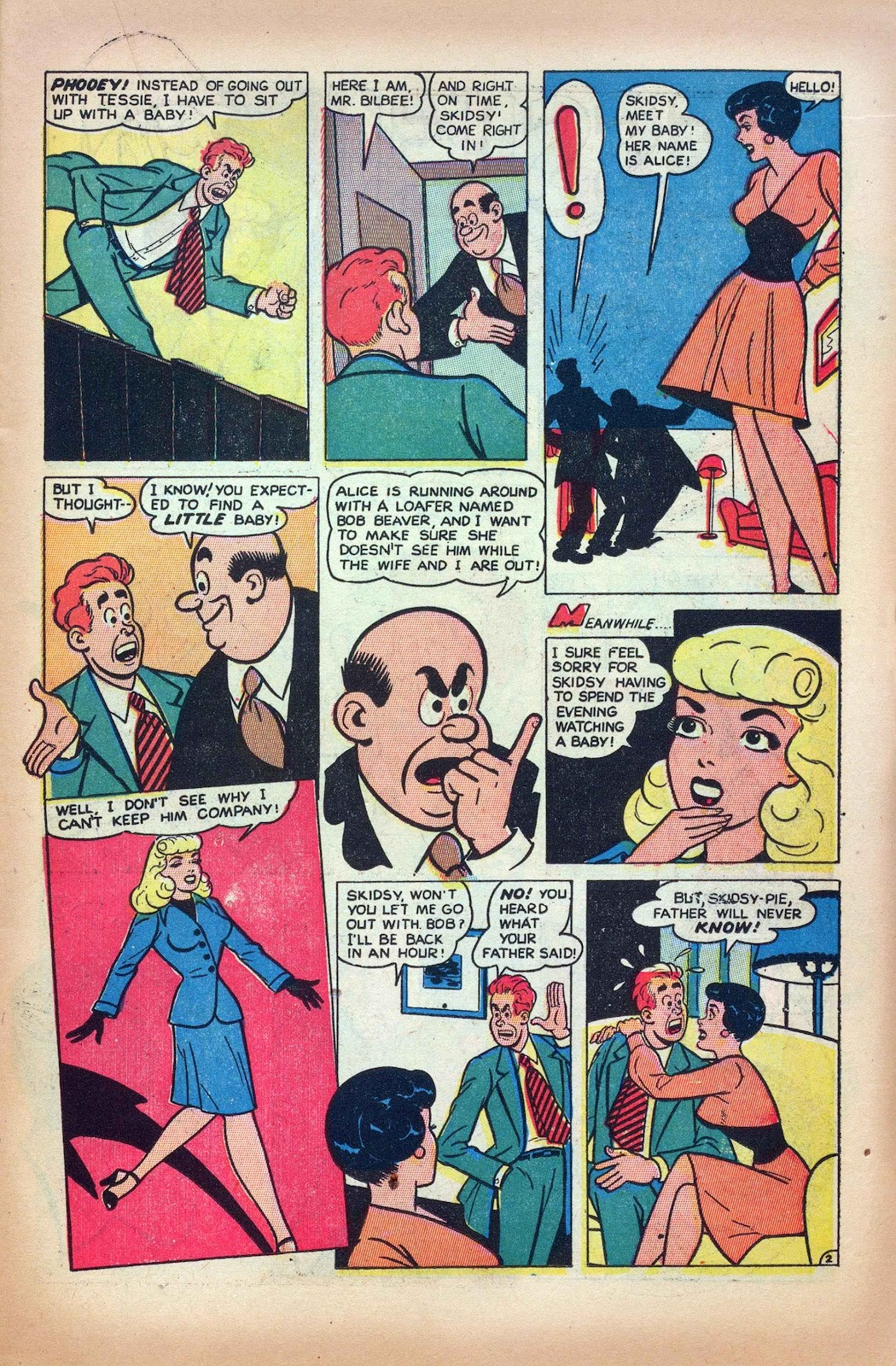 Tessie the Typist issue 16 - Page 17