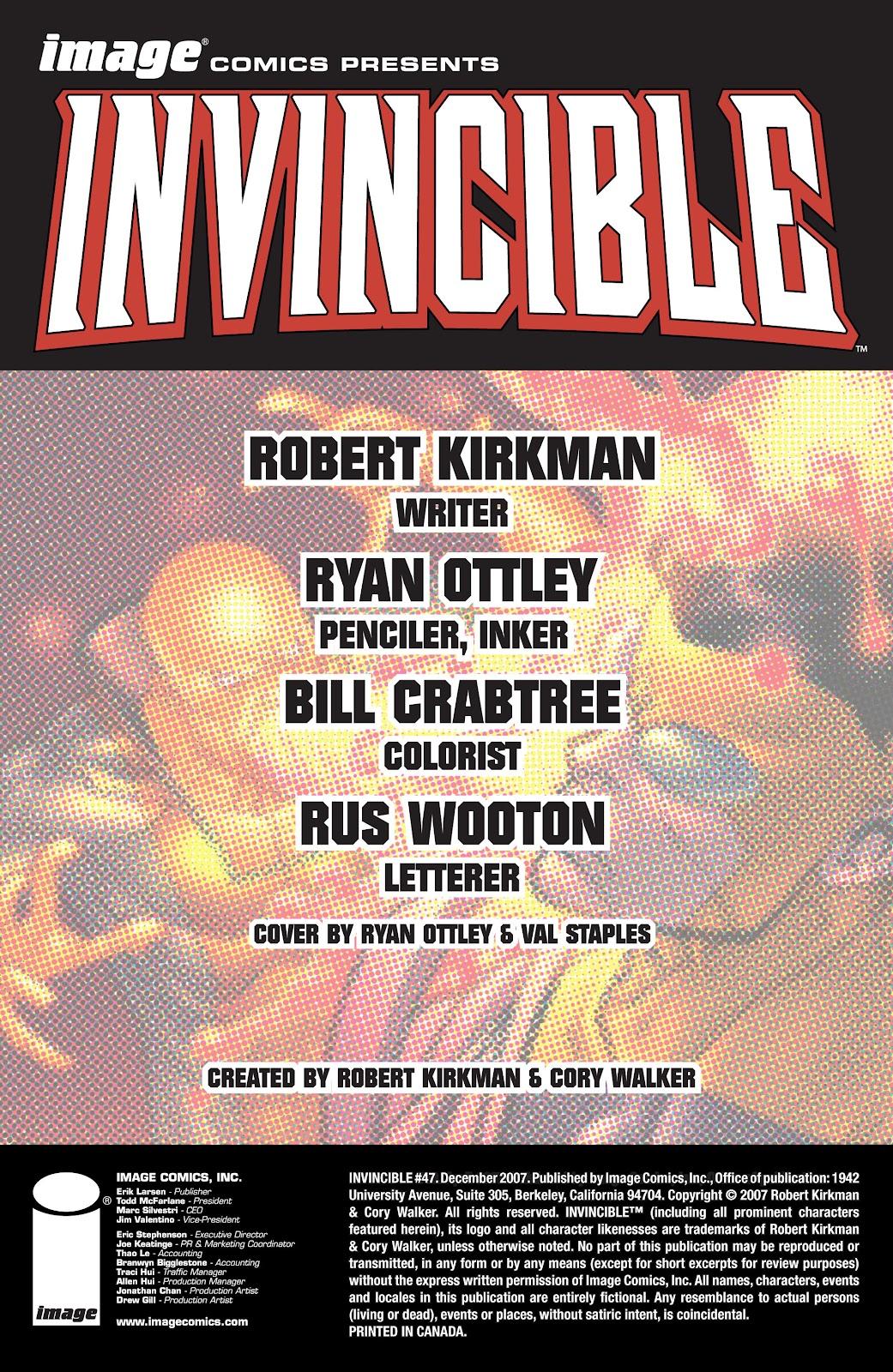Invincible (2003) 47 Page 2