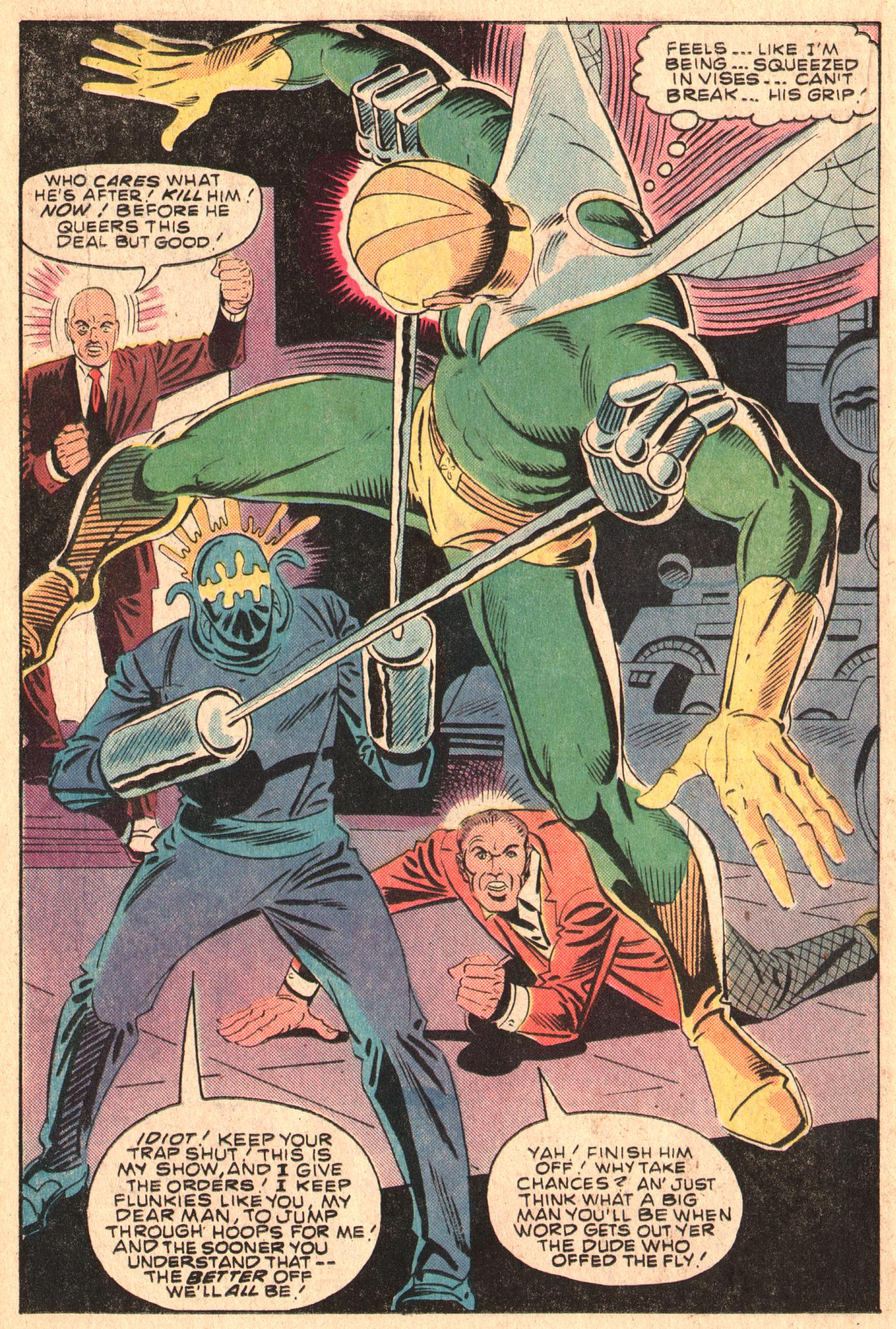 Read online The Fly (1983) comic -  Issue #5 - 18