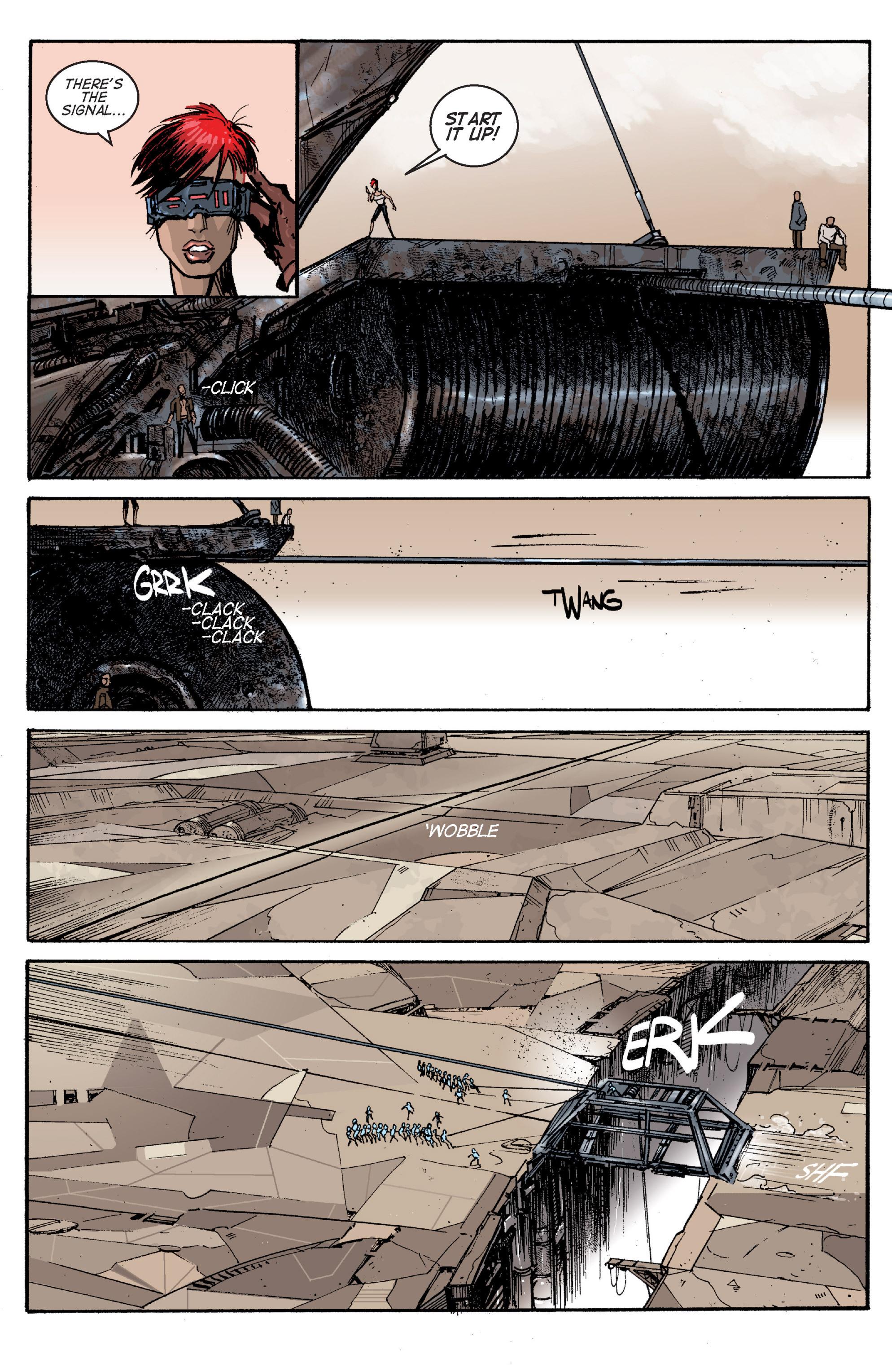 Read online Planetoid comic -  Issue # TPB - 94