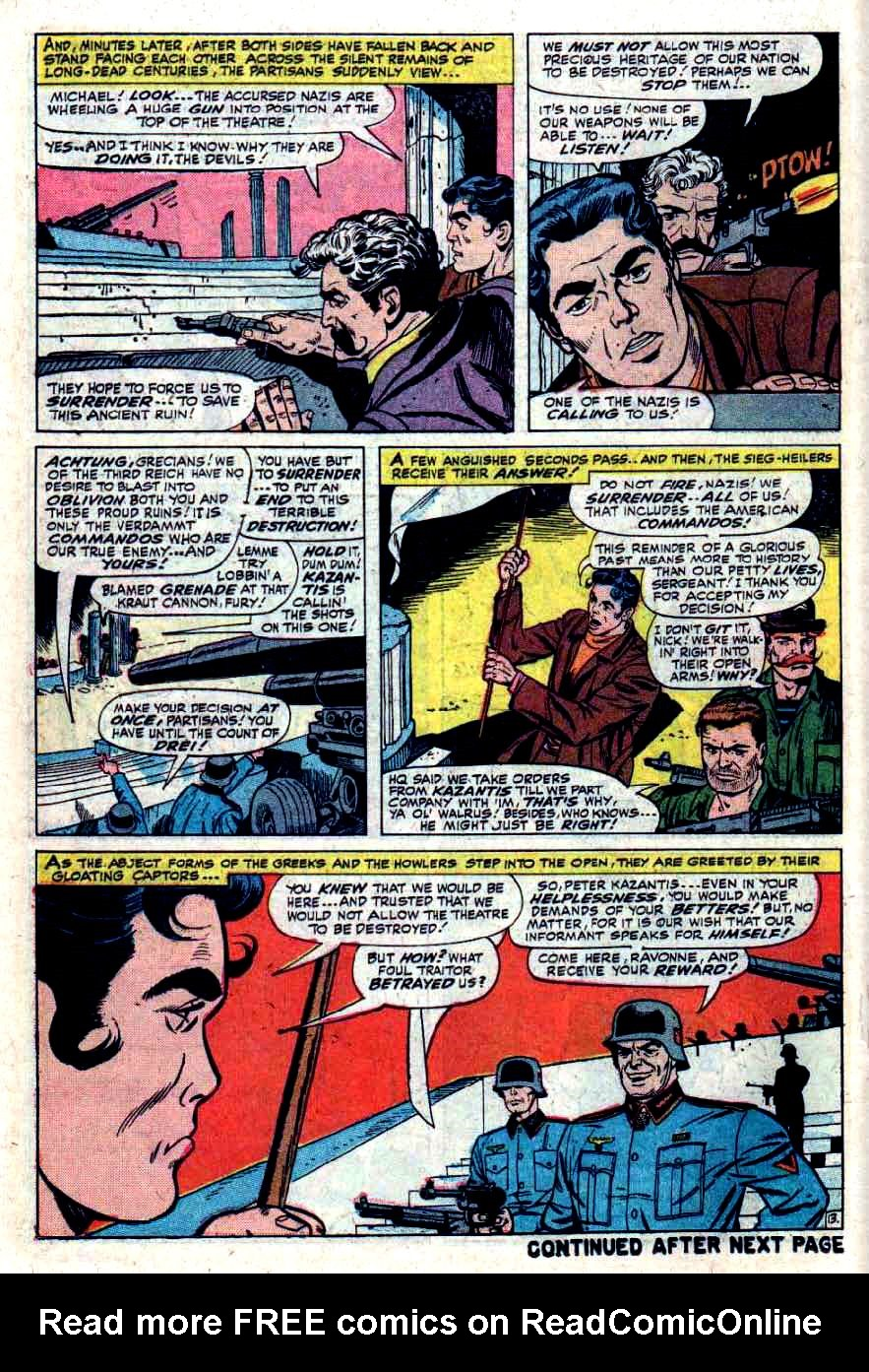 Read online Sgt. Fury comic -  Issue #33 - 18