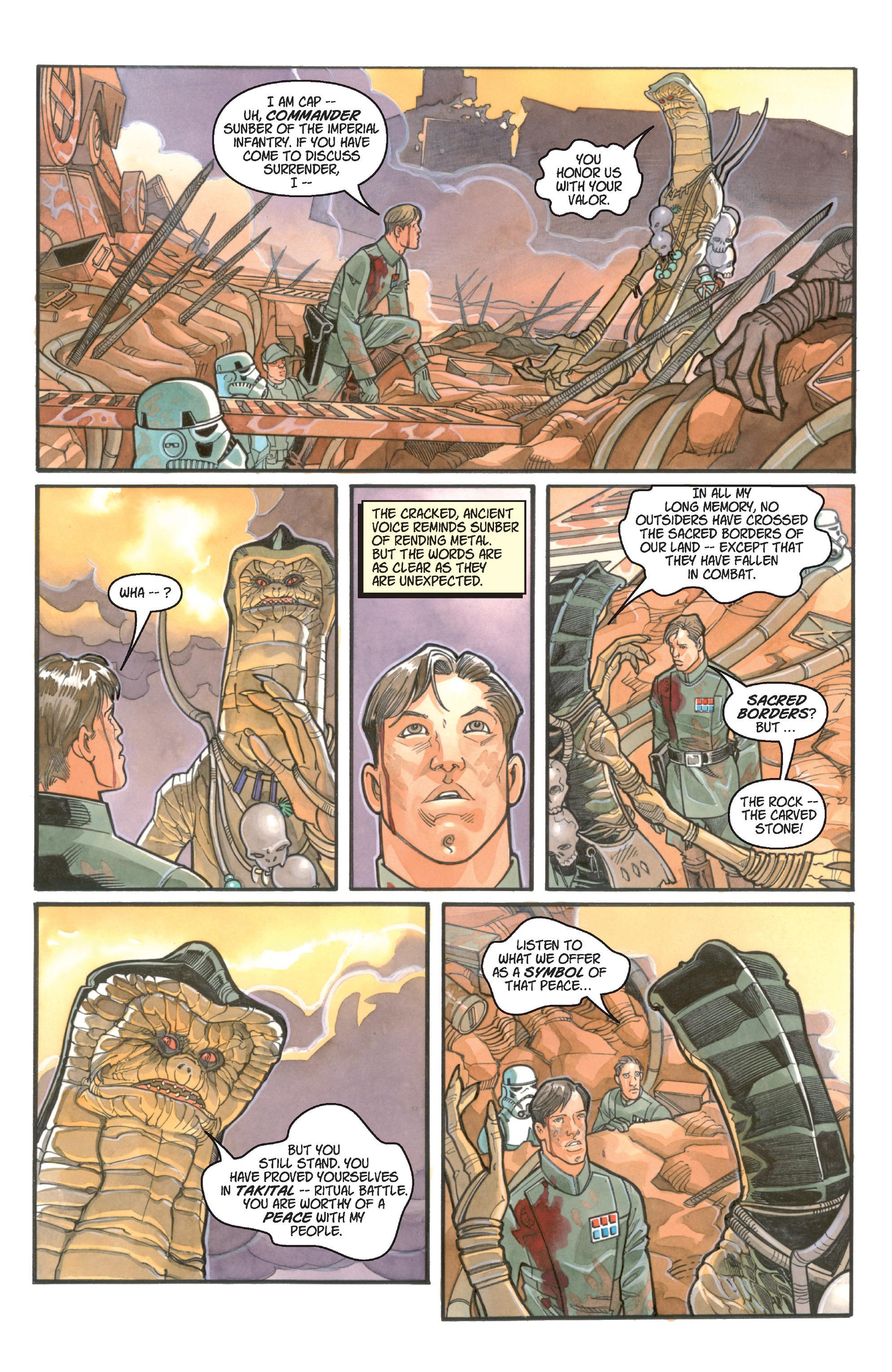 Read online Star Wars Omnibus comic -  Issue # Vol. 22 - 194