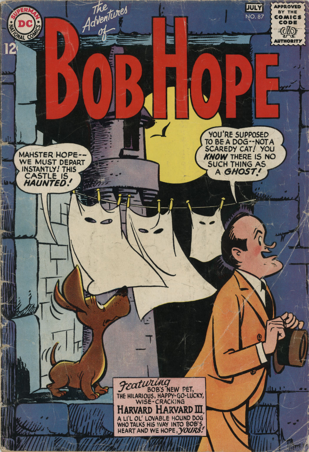 The Adventures of Bob Hope 87 Page 1