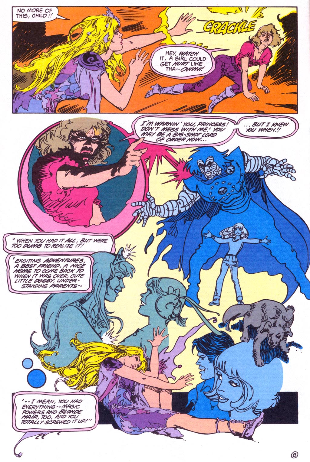 Read online Amethyst (1987) comic -  Issue #3 - 10