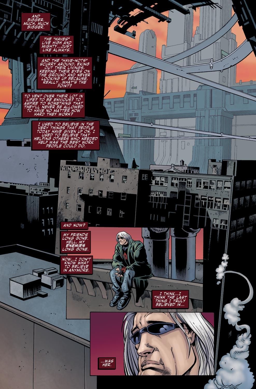 Read online Wonder Man (2007) comic -  Issue #1 - 5