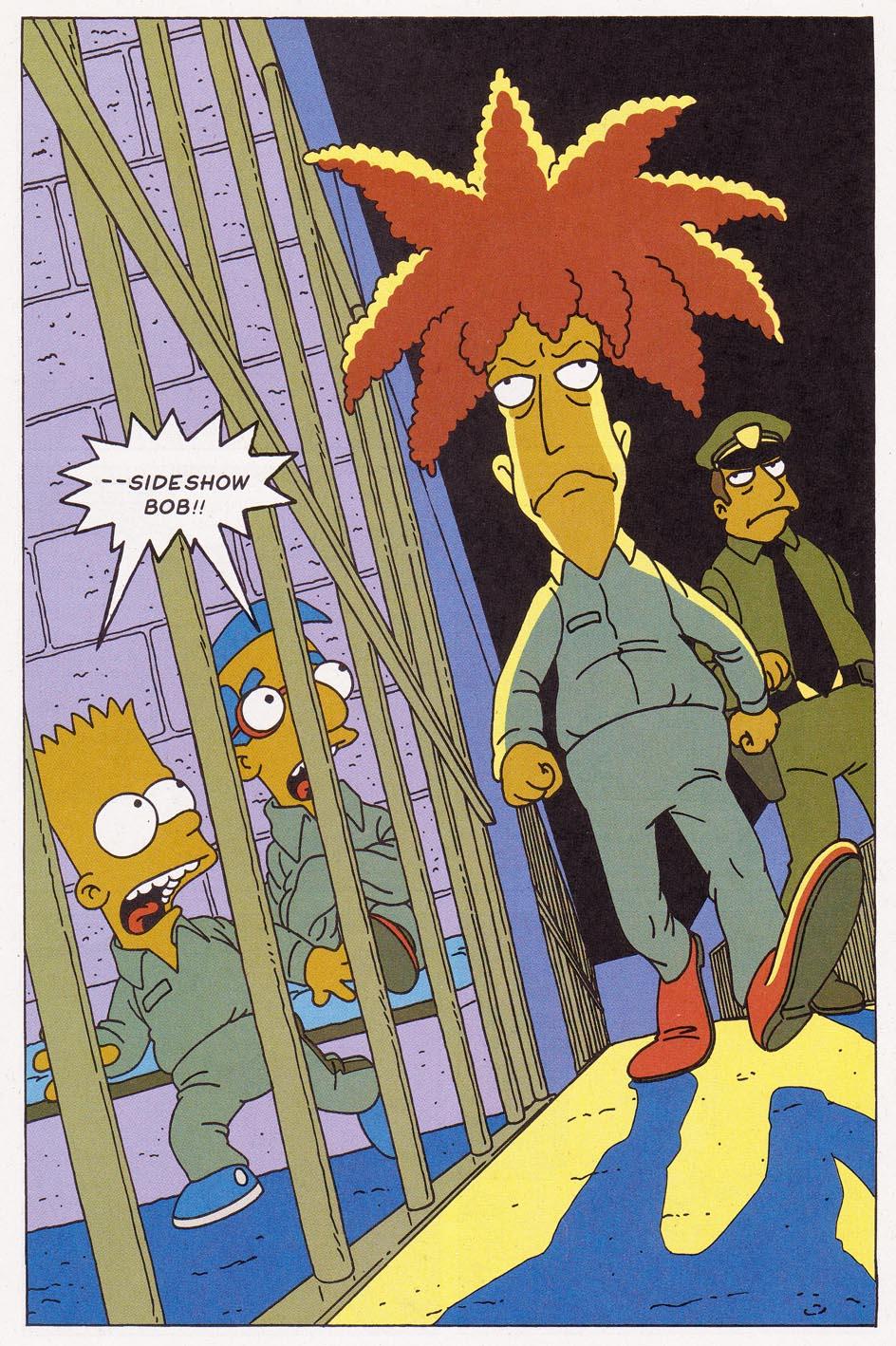 Read online Simpsons Comics comic -  Issue #2 - 12