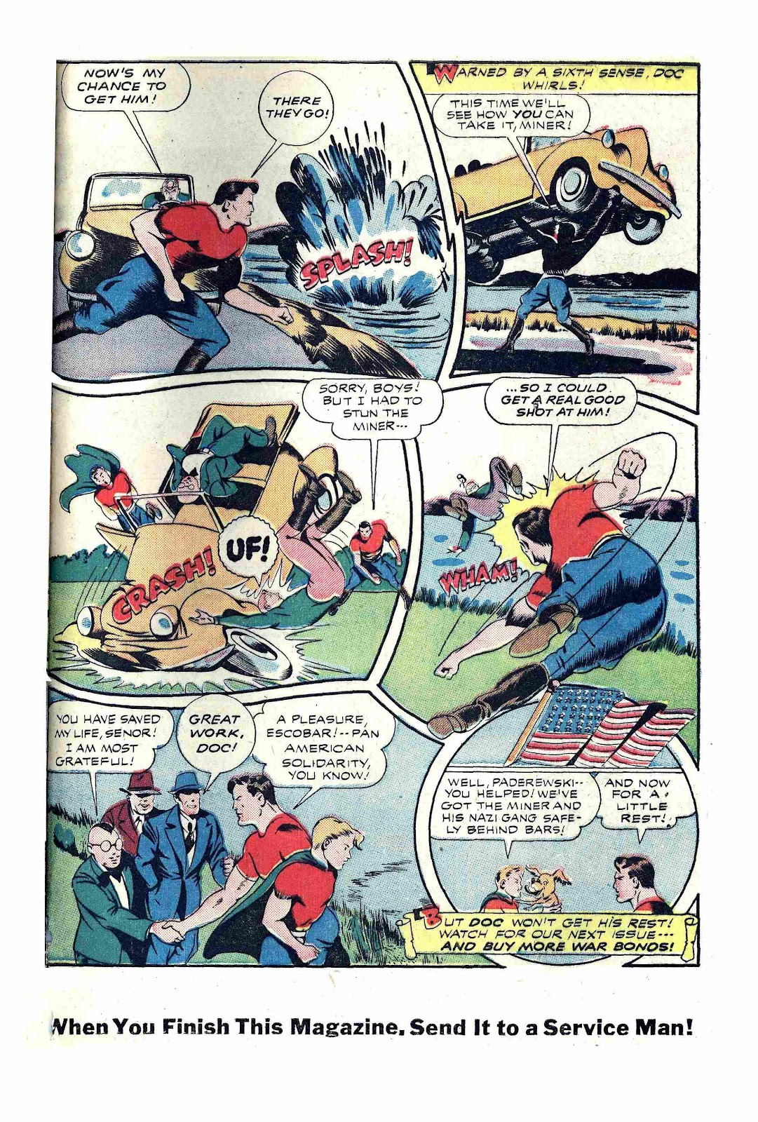 Read online America's Best Comics comic -  Issue #13 - 49