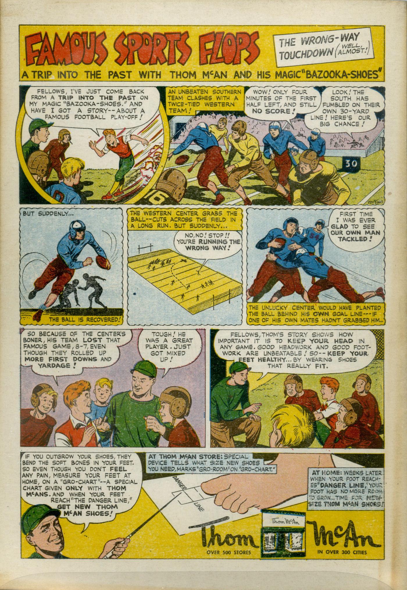 Read online Adventure Comics (1938) comic -  Issue #116 - 54