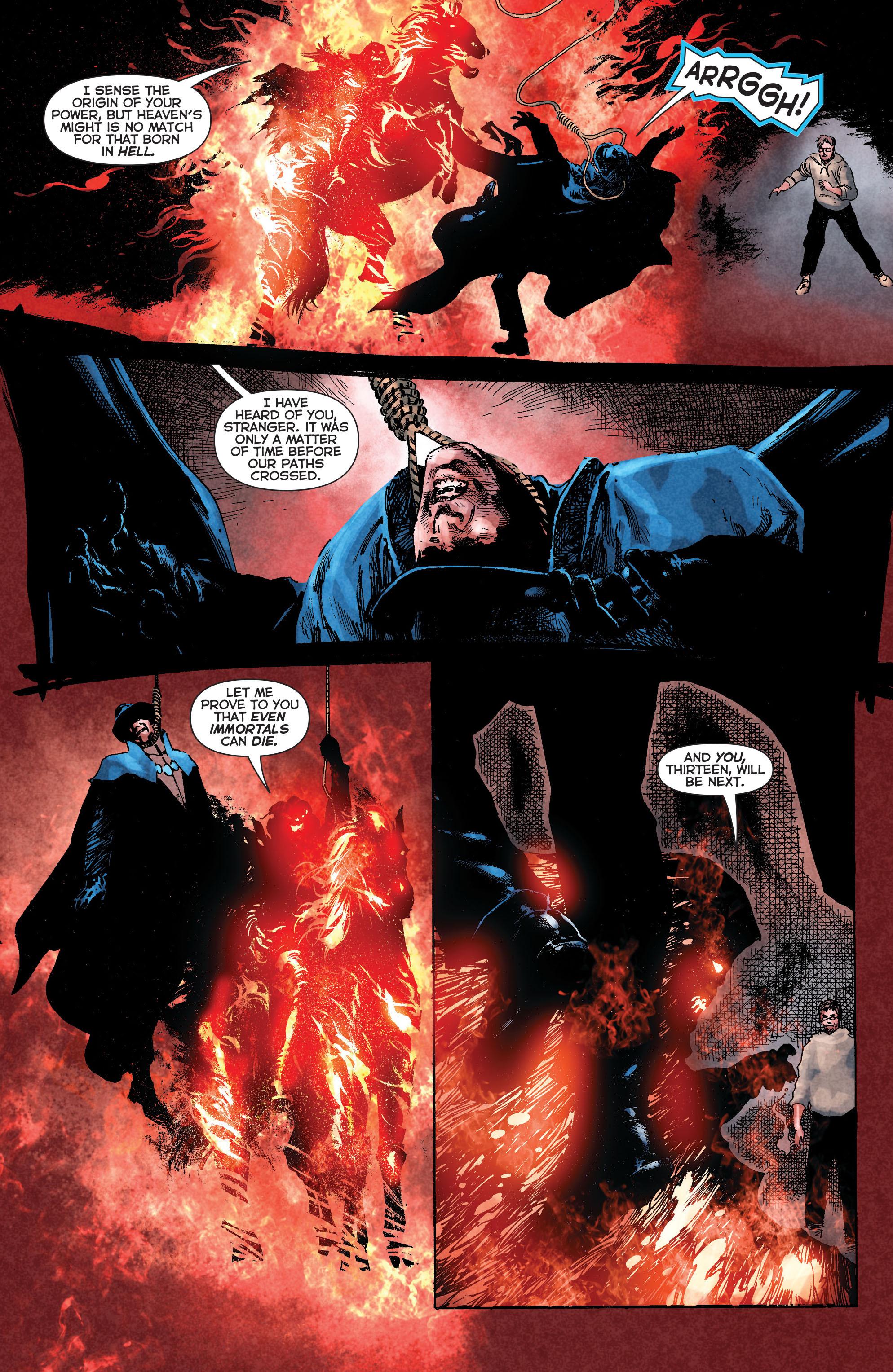 Read online Trinity of Sin: The Phantom Stranger comic -  Issue #2 - 20