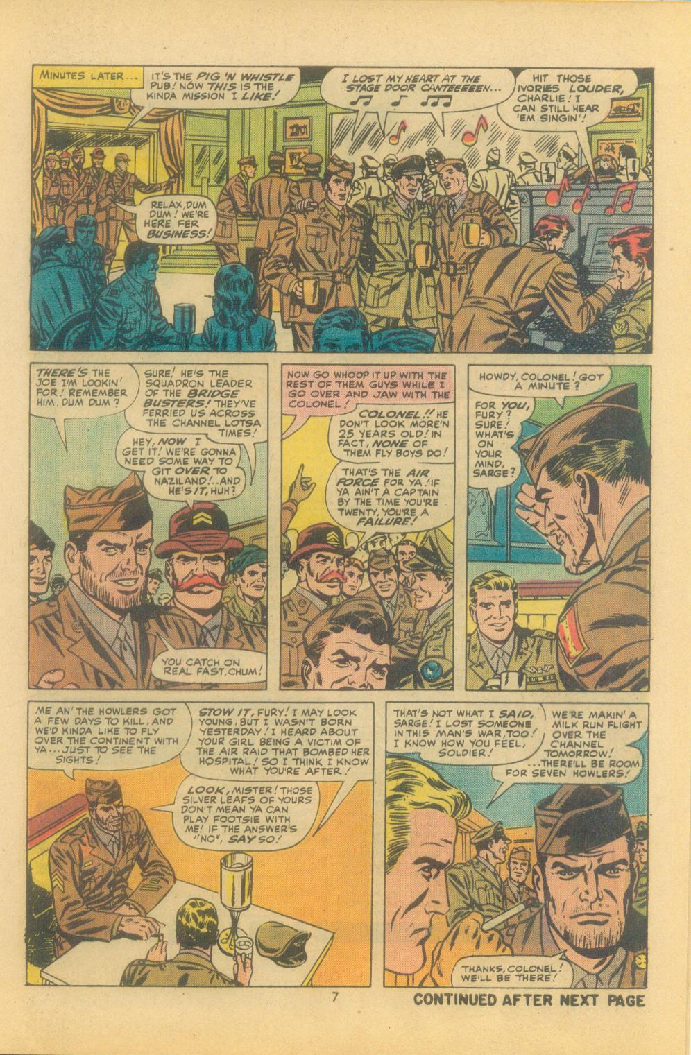 Read online Sgt. Fury comic -  Issue #121 - 9