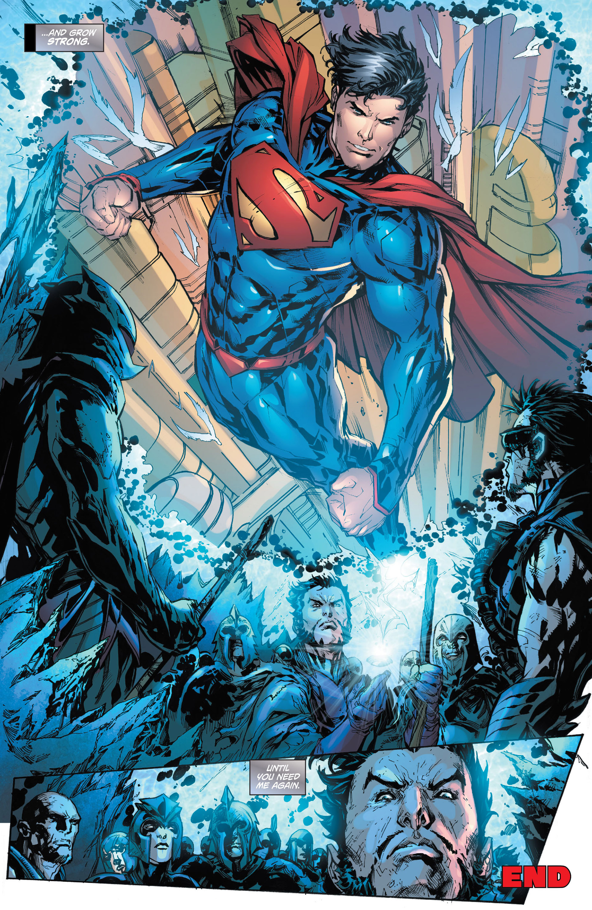Read online Action Comics (2011) comic -  Issue #23.2 - 21