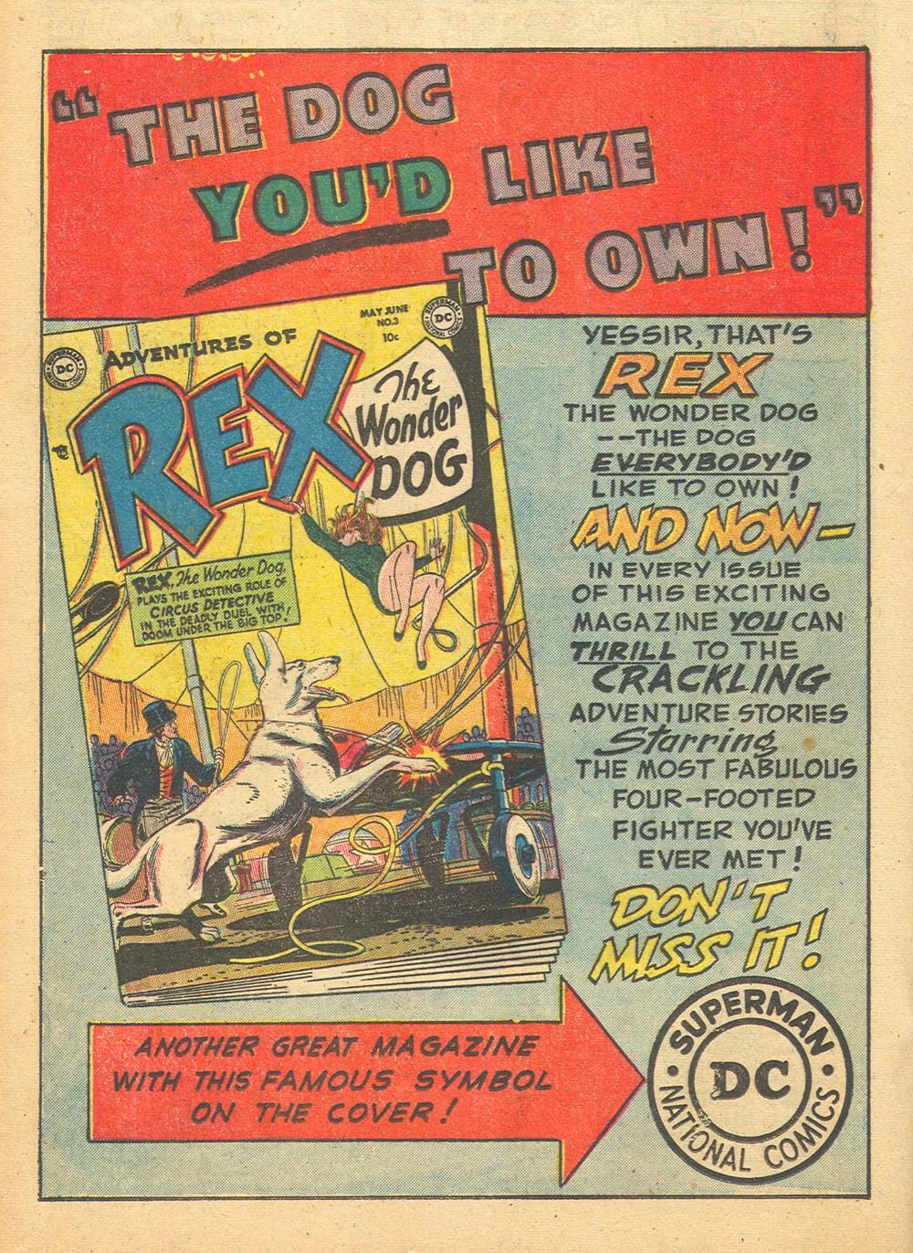 Read online Adventure Comics (1938) comic -  Issue #176 - 24